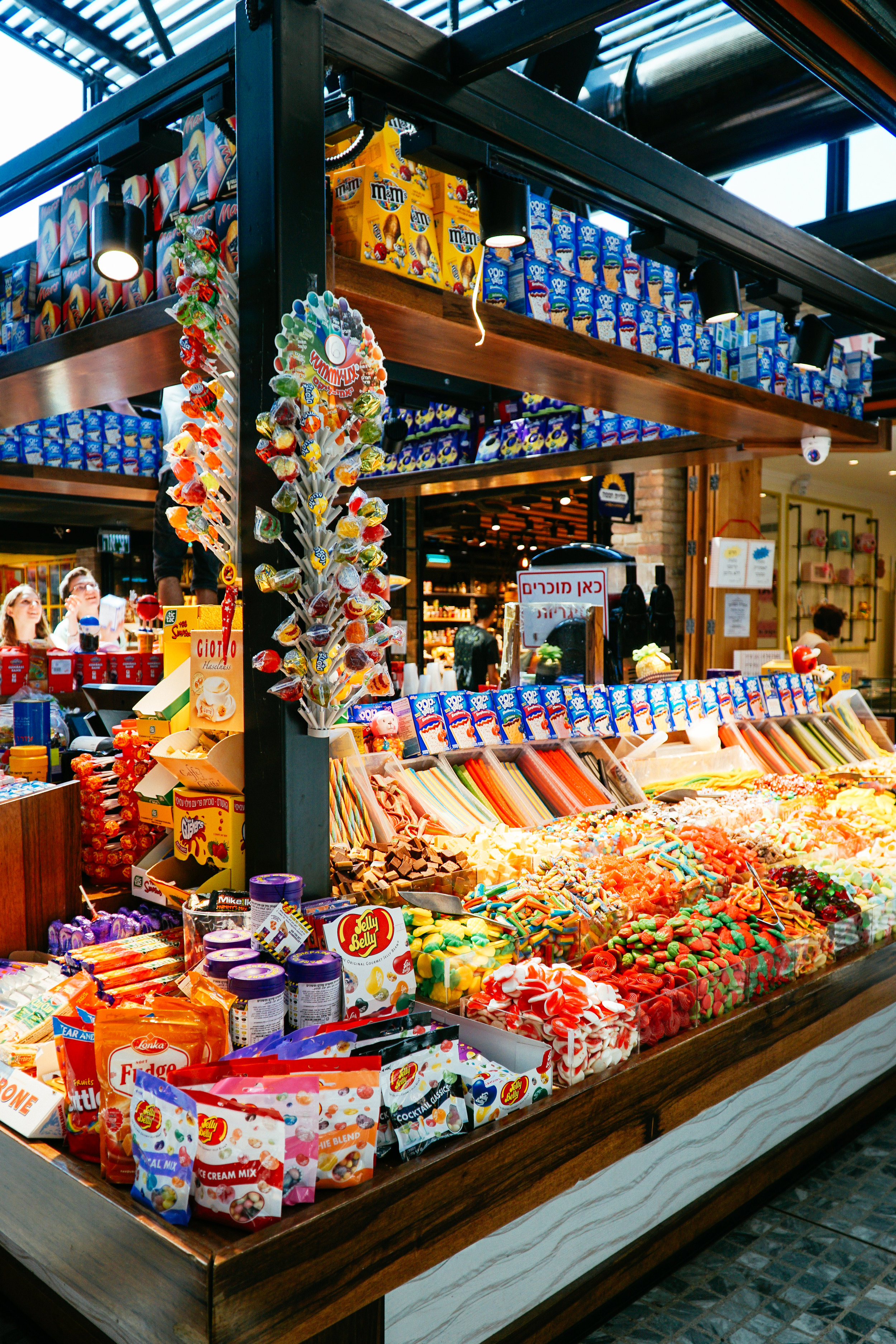 Julia Friedman Sarona Market Tel Aviv Week #1 Diary.