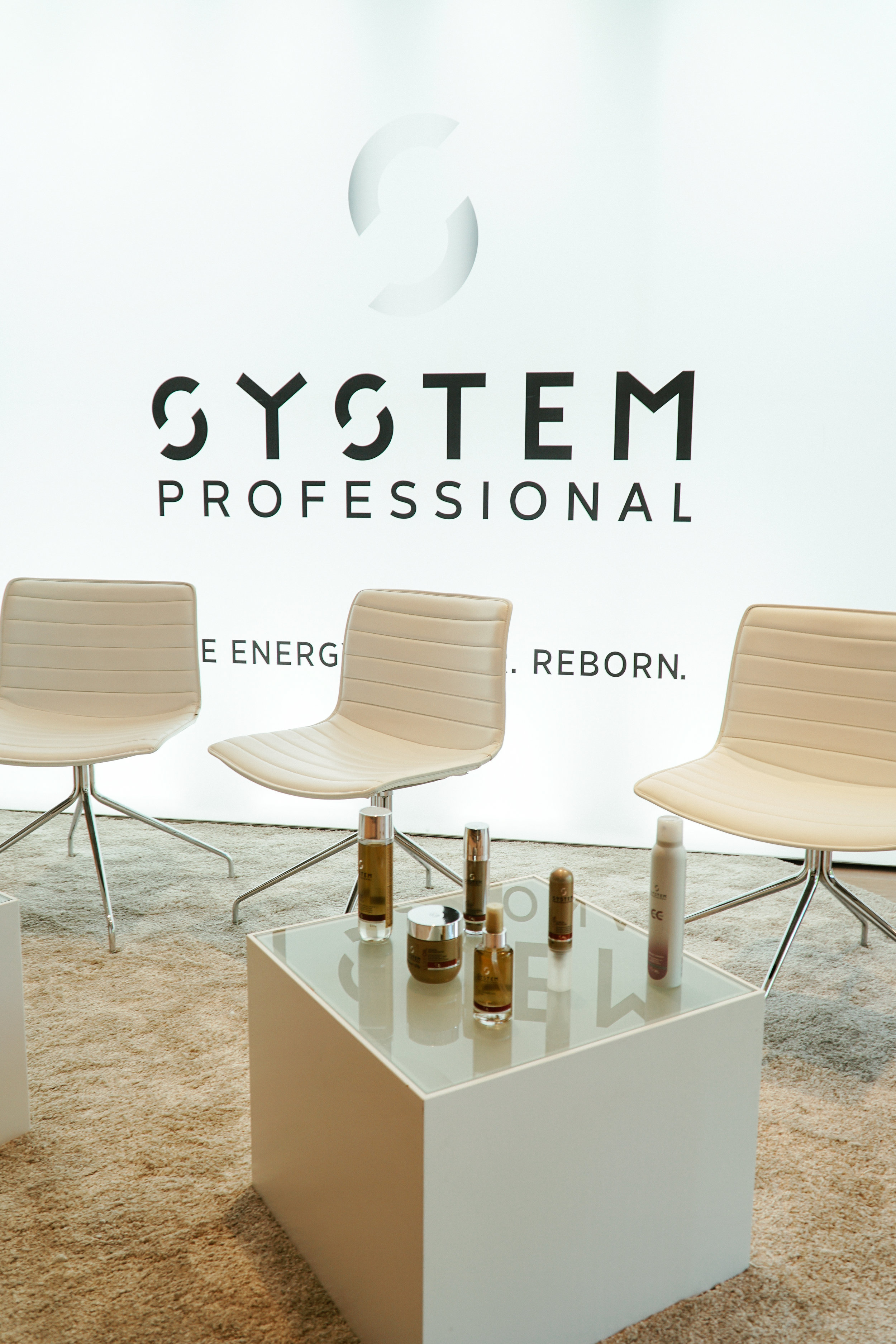 System Professional panel at the Lanserhof outside of Munich, Germany by Julia Friedman.