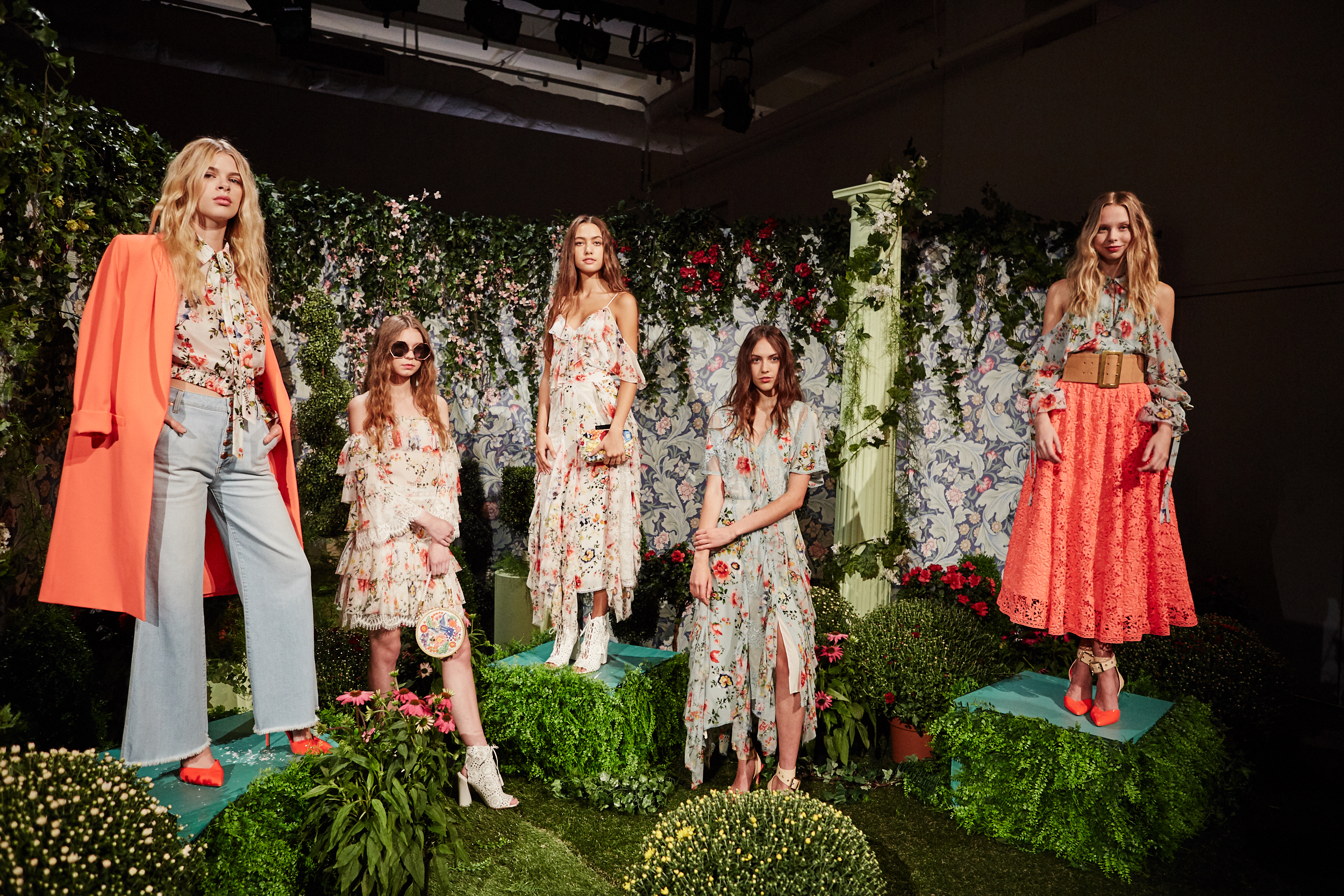 NYFW Recap #2 Julia Friedman,alice and olivia nyfw ss18