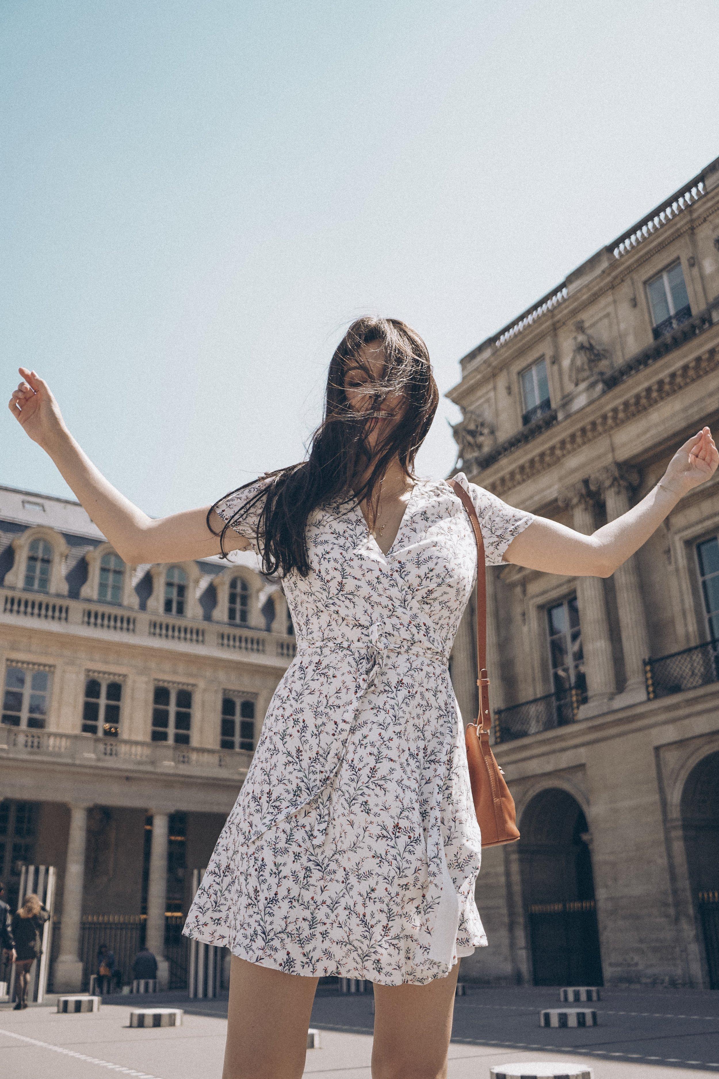 Paris for the Weekend Palais Royale Julia Friedman