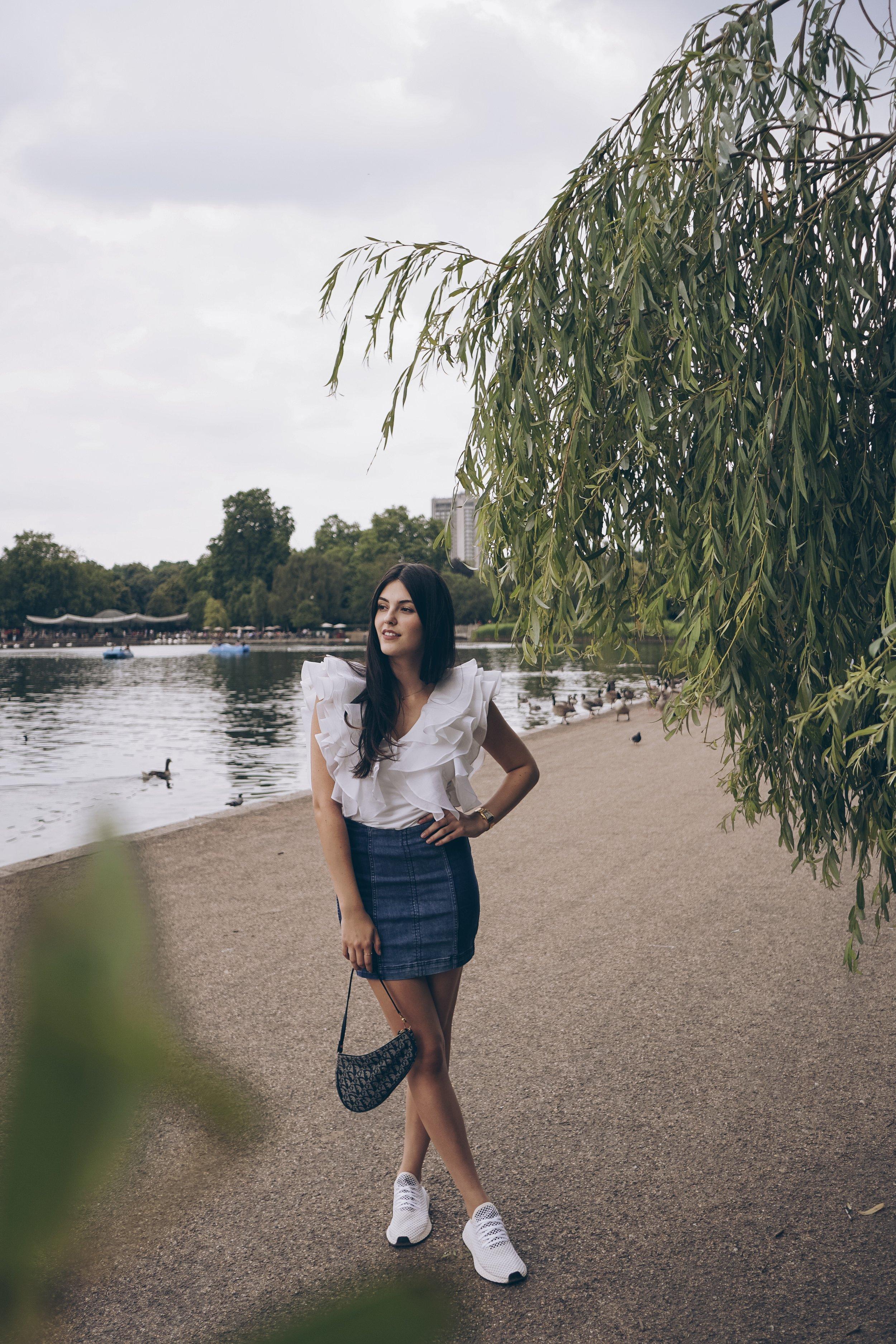 Julia Friedman Hyde Park