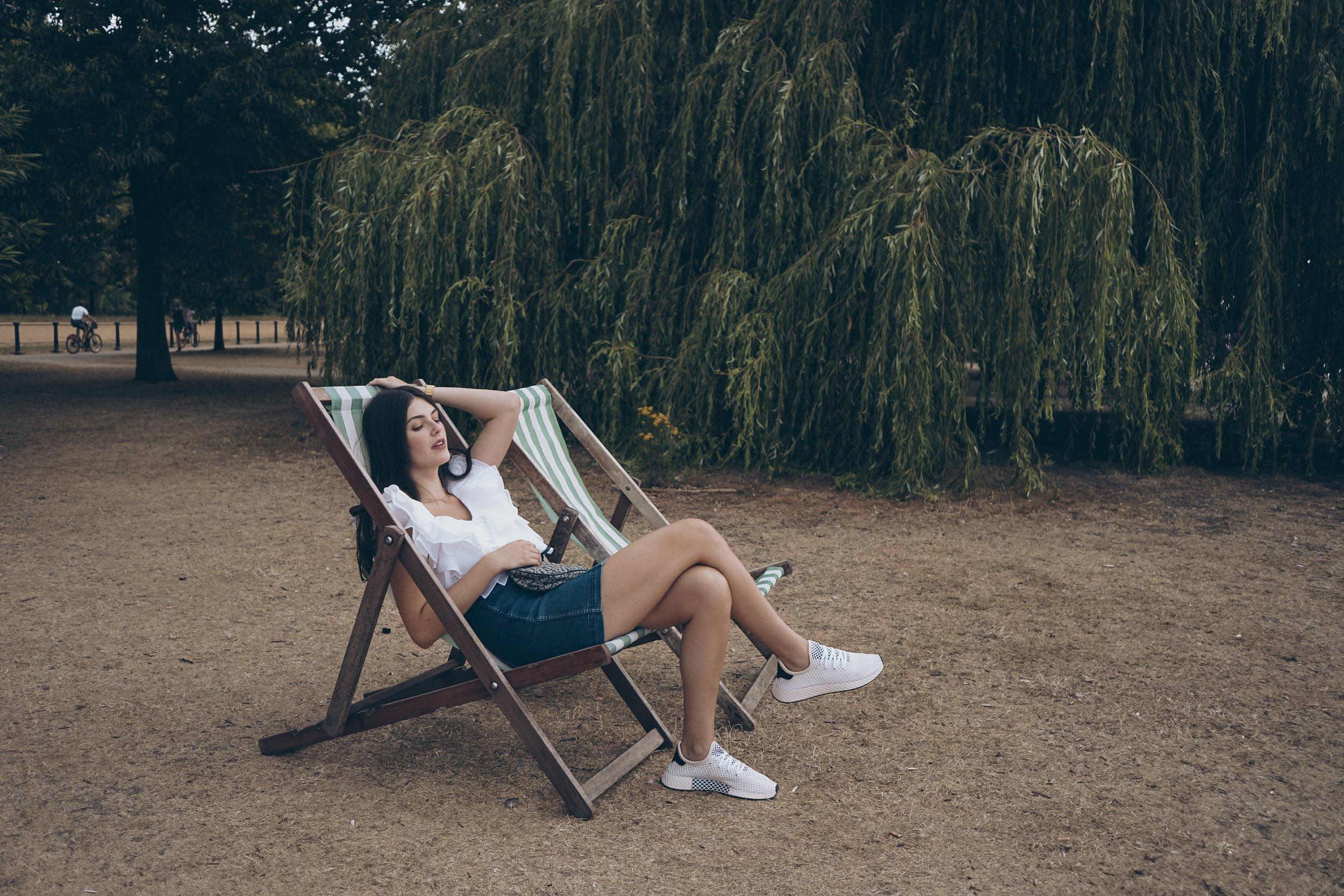 Hyde Park Julia Friedman