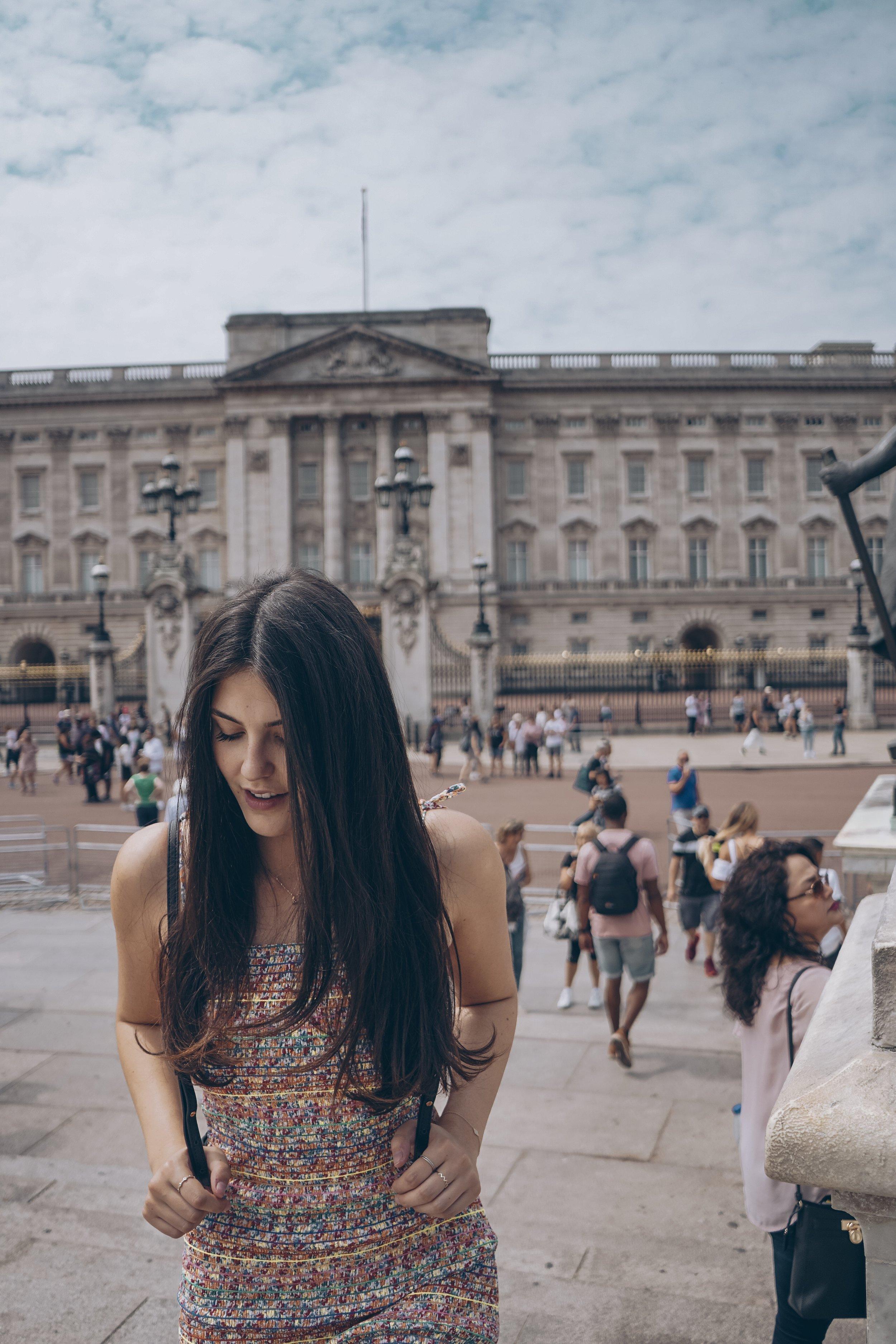 Buckingham Palace Julia Friedman