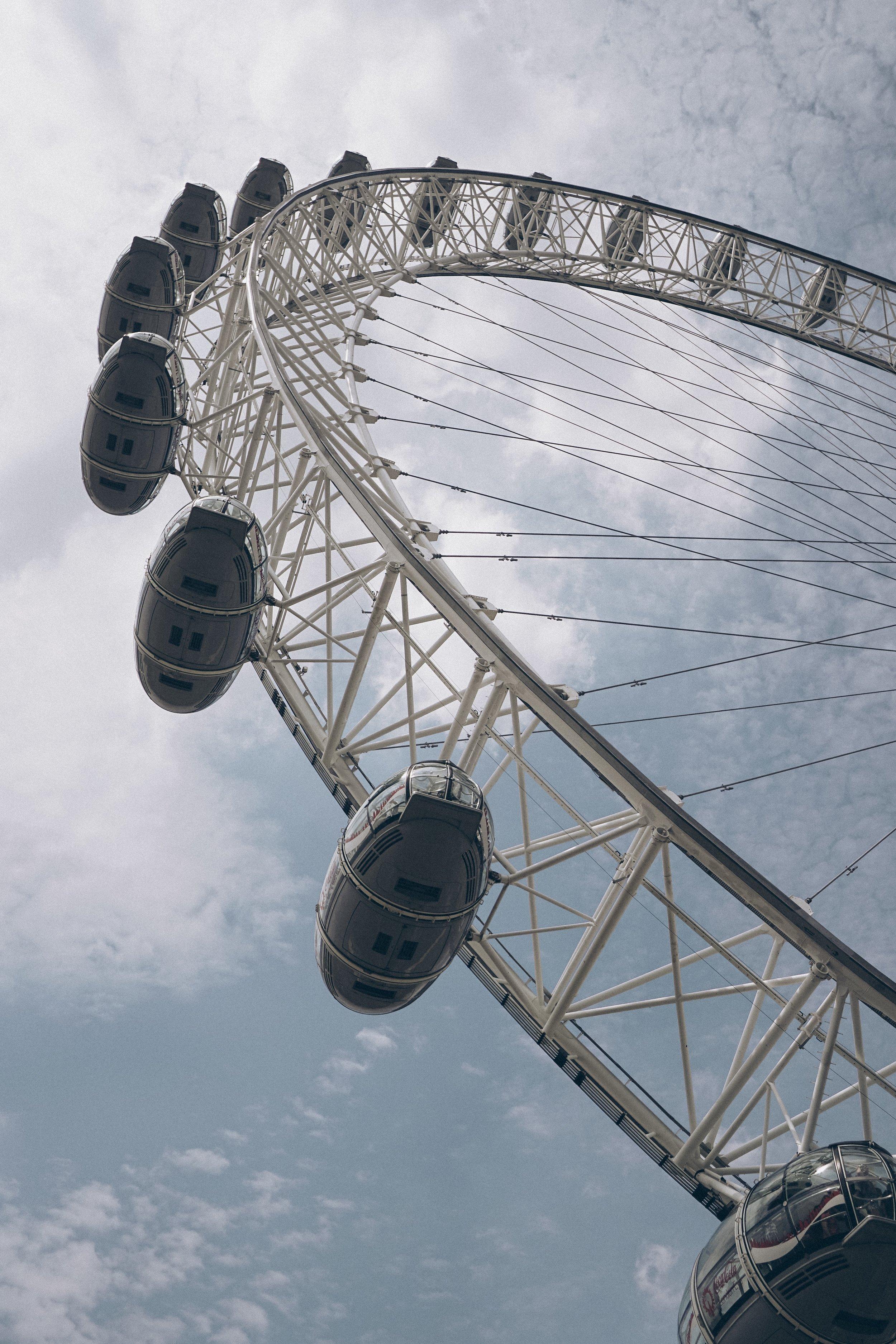 London Eye Summertime in London