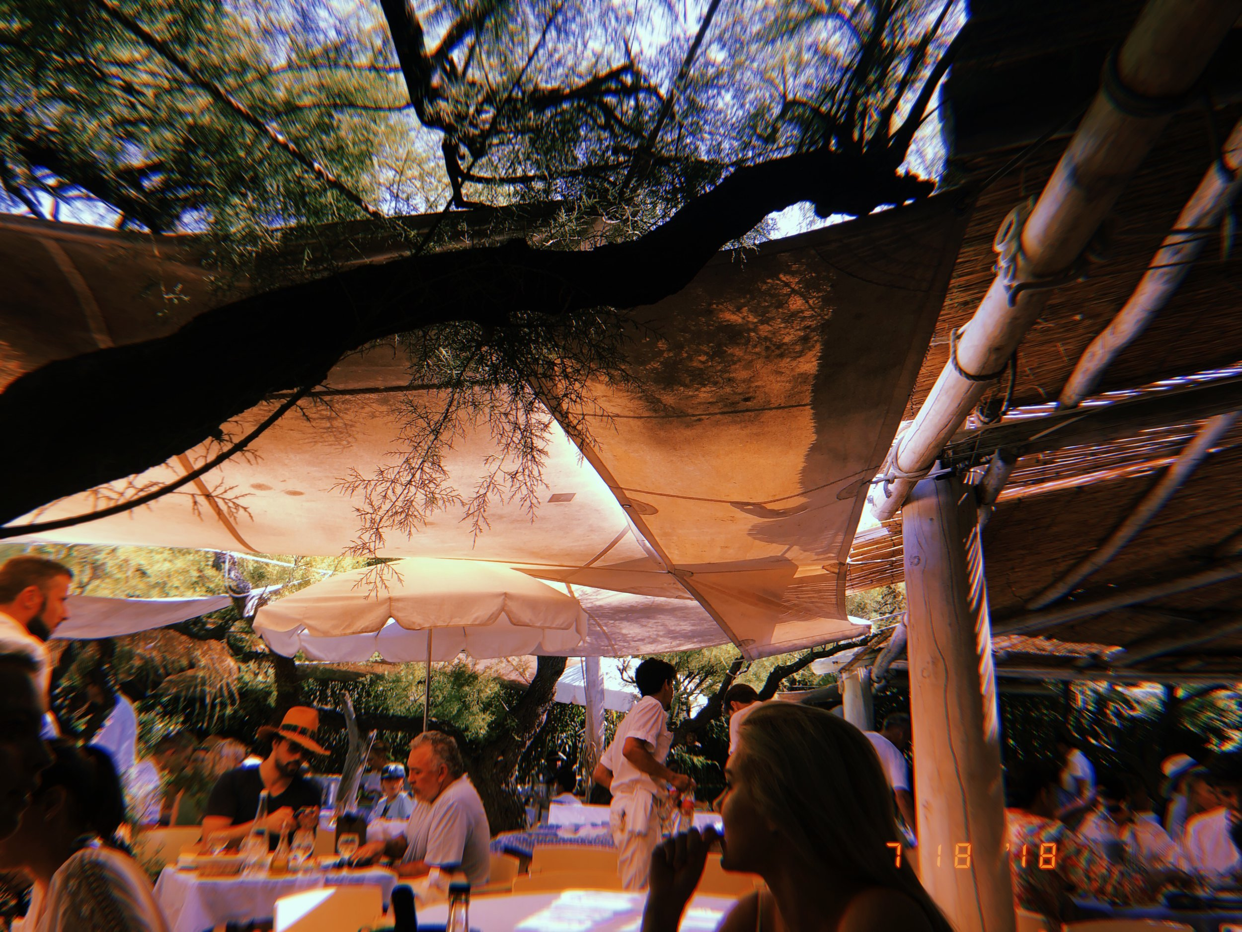 The French Riviera Saint Tropez Club 55 Julia Friedman