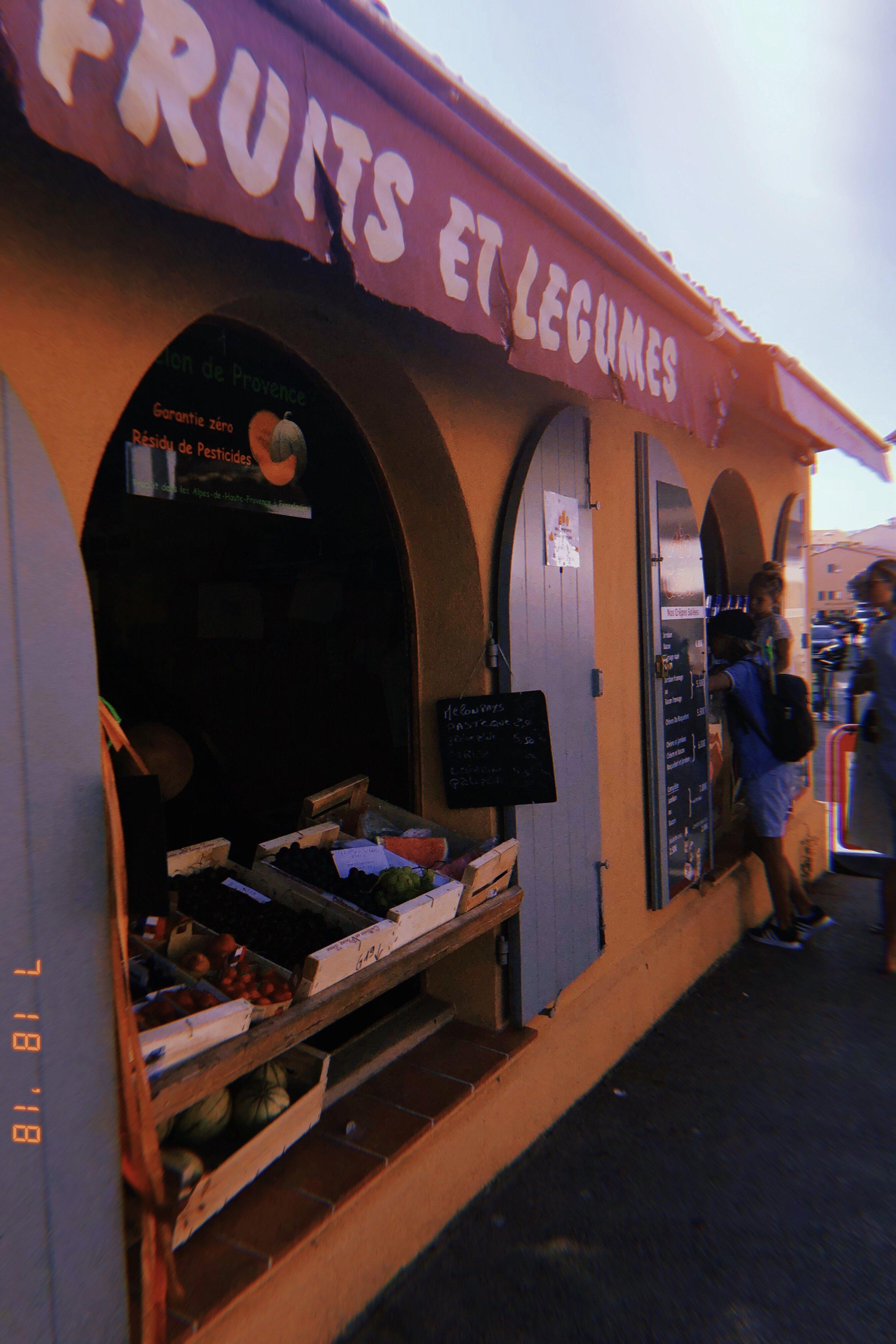 The French Riviera Saint Tropez Julia Friedman