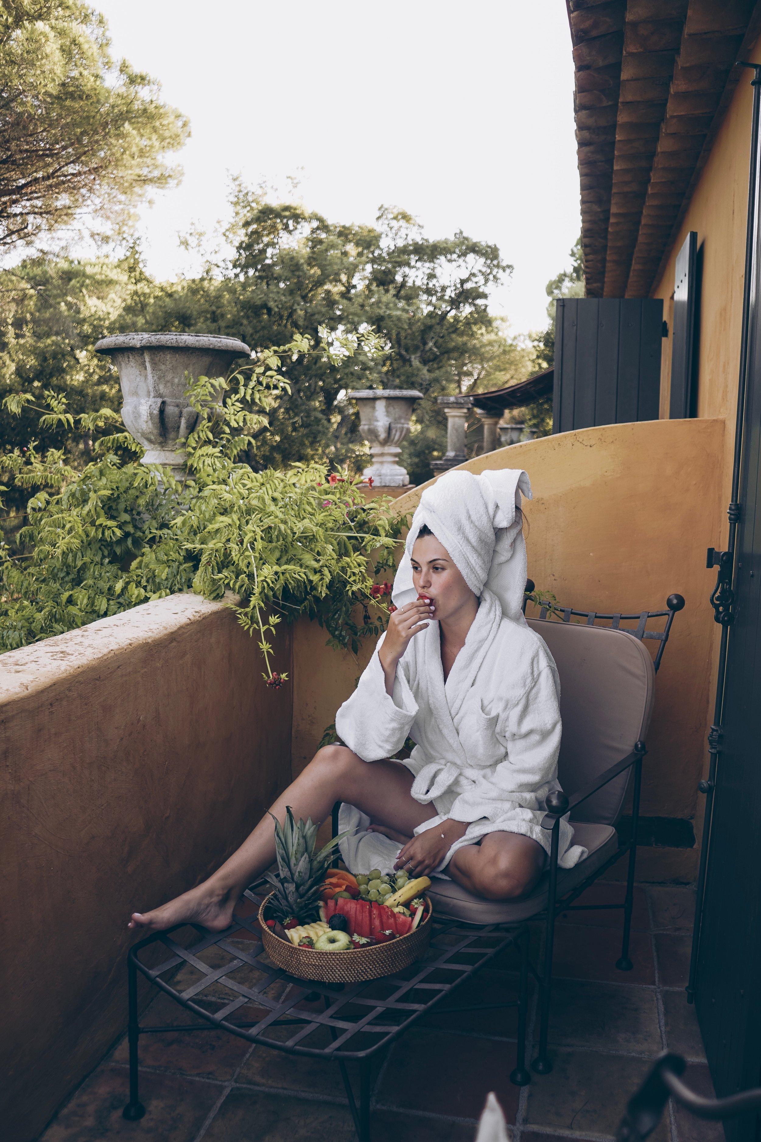 The French Riviera Saint Tropez Villa Marie Julia Friedman