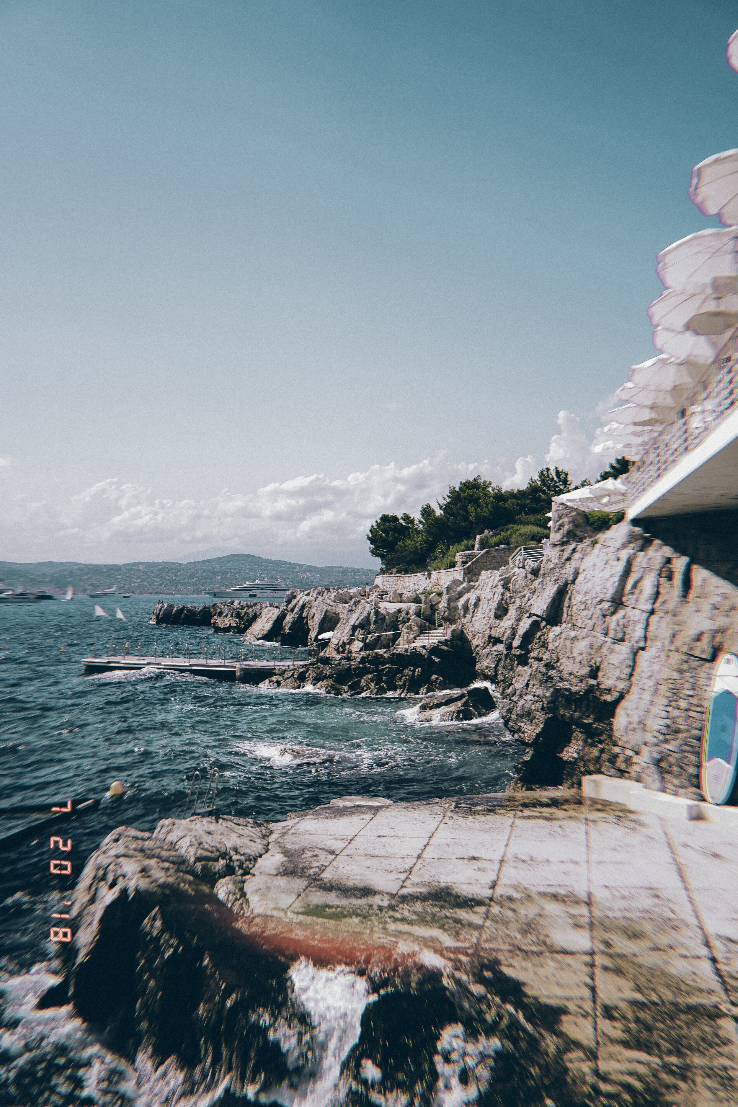 The French Riviera Saint Tropez Hotel du Cap Edan Roc Julia Friedman