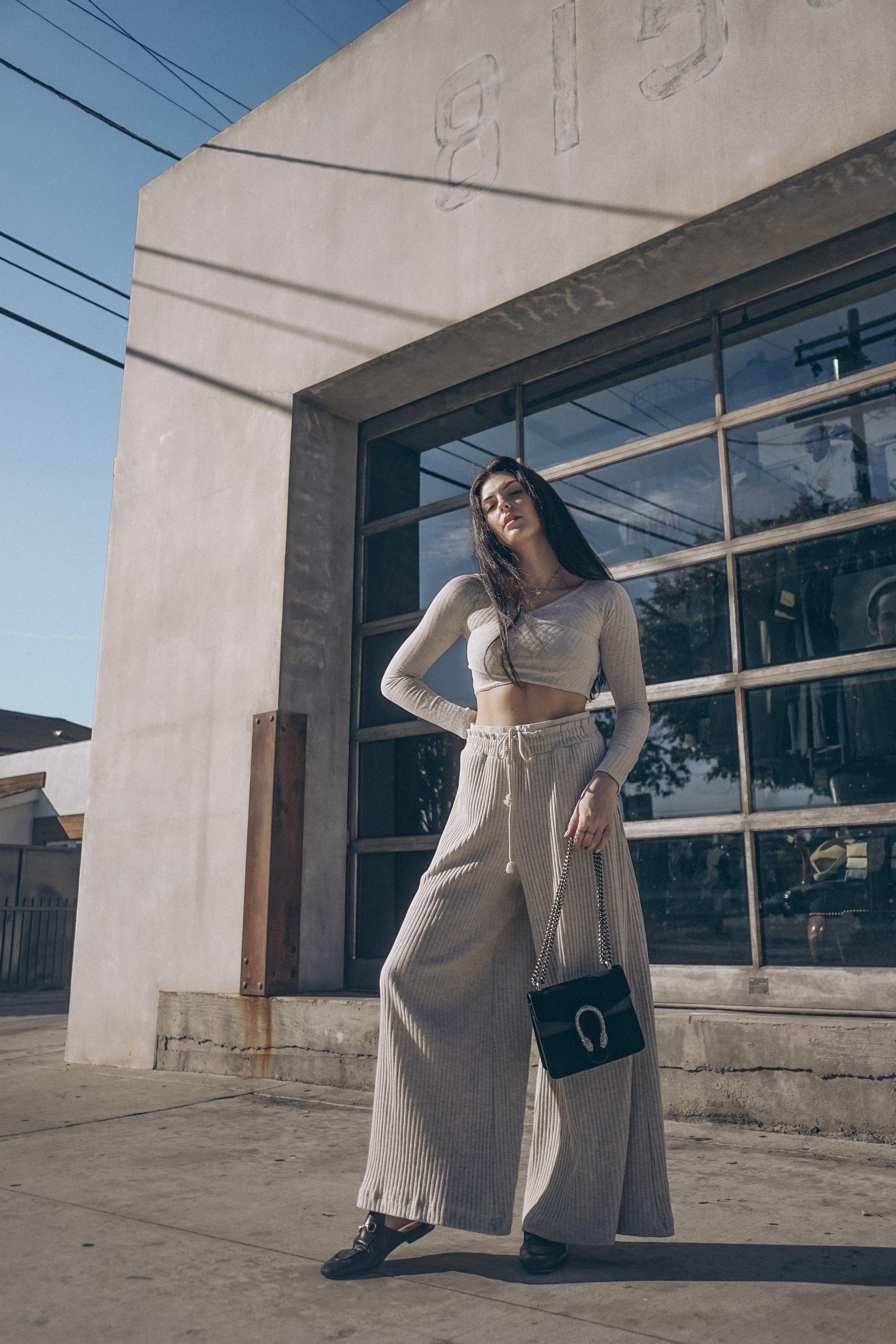 20 Sweatpants You'll Love for Under $100 - Julia Friedman wearing Free People