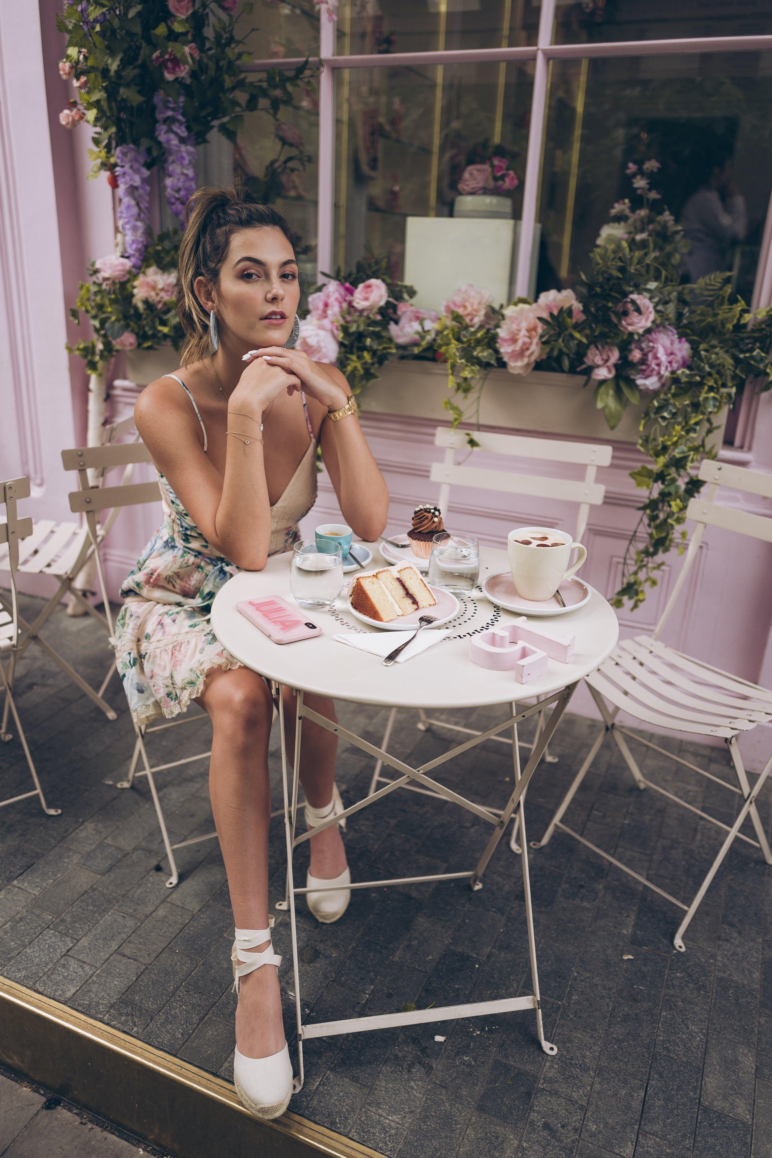 Julia Friedman London Zimmermann Peggy porschen cakes