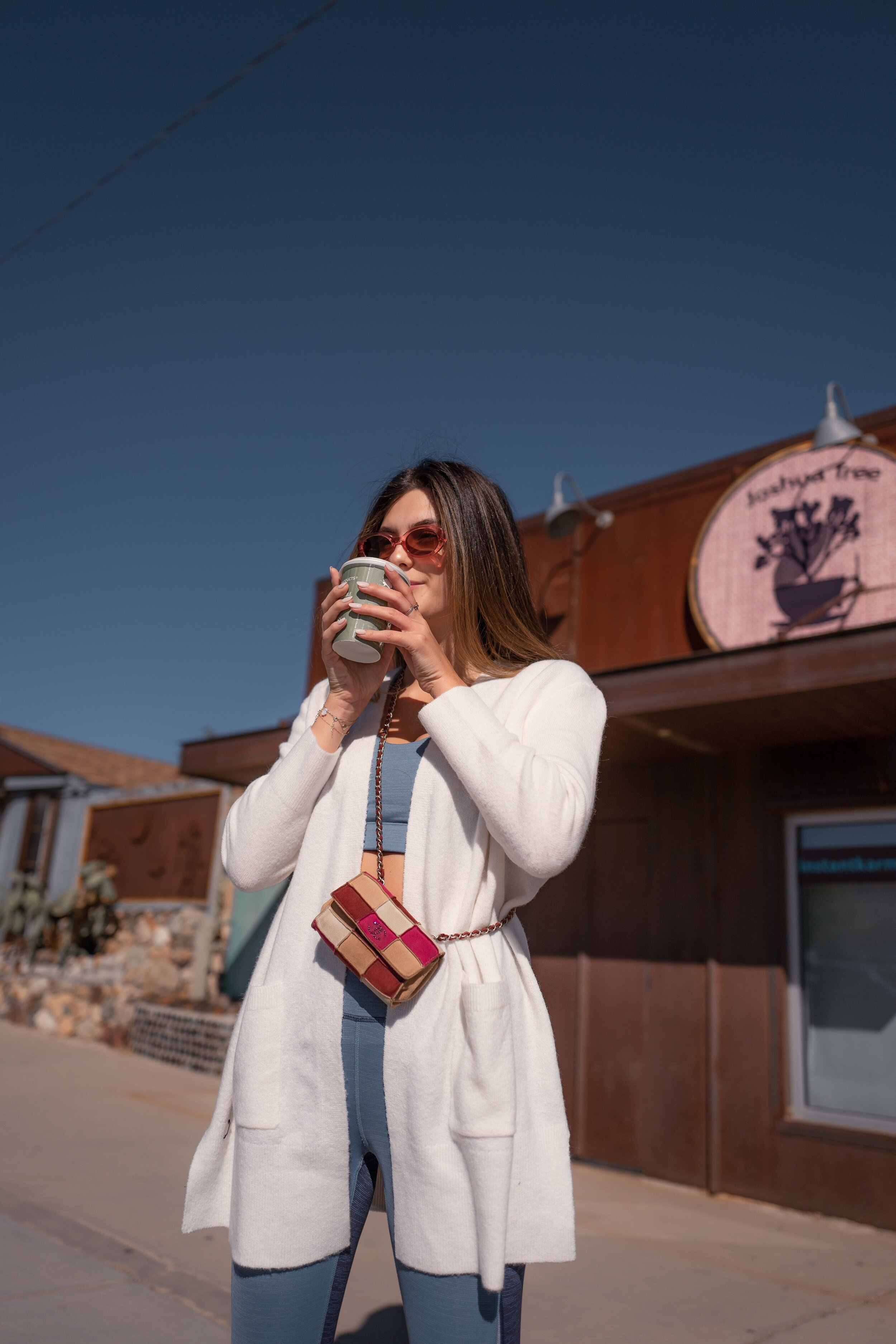 Joshua tree coffee company Julia friedman Joshua tree travel guide
