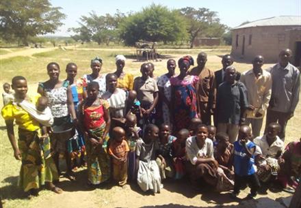 Saints from Nyamilama and Lugeye, Tanzania