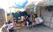 Kibuku fellowship meeting in Uganda