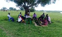 Kyapa fellowship meeting in Uganda