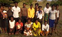 15 baptisms in Zambezi