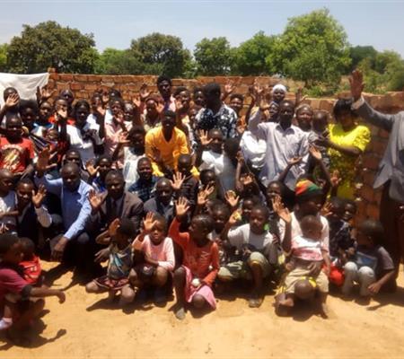 Zambezi Meeting, Zambia
