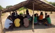 New assembly in Kamayembe, Zambia