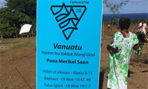 Power, Miracles, Signs - the Tanna rally theme