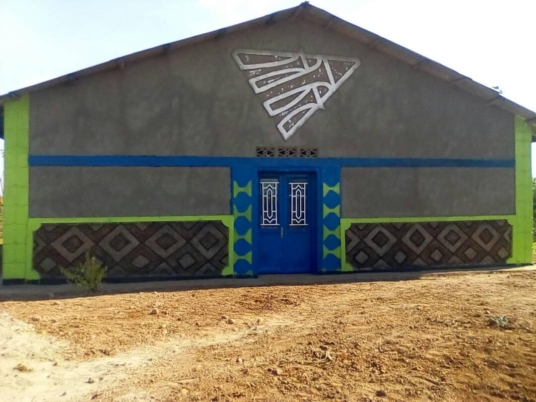 Mutenderi Hall, Rwanda