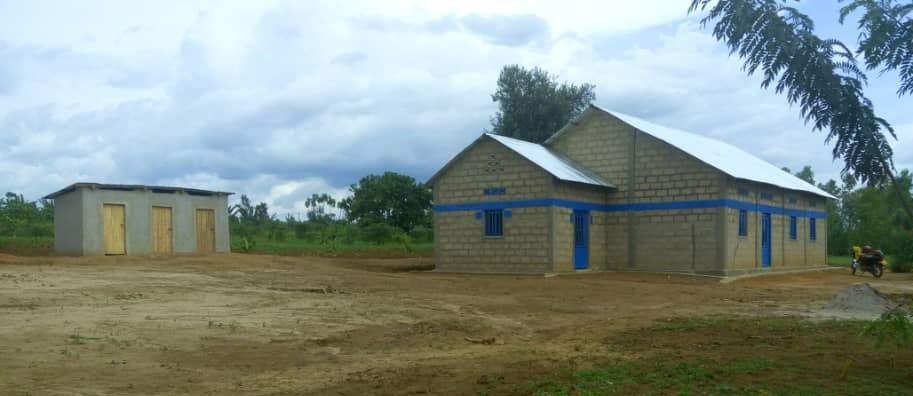 Kabarore Hall, Rwanda