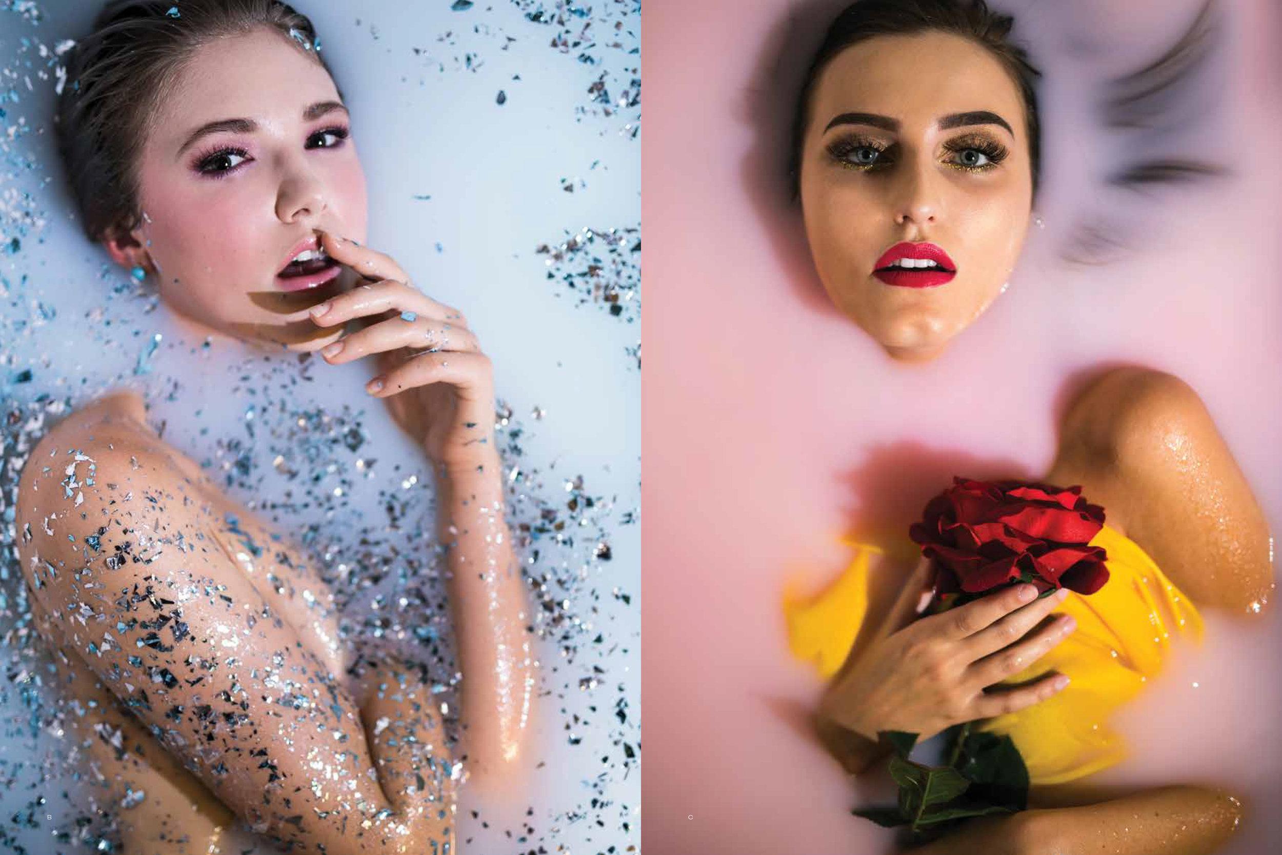 Lux Magazine 2017 Milkbath shoot pg 2.jpg