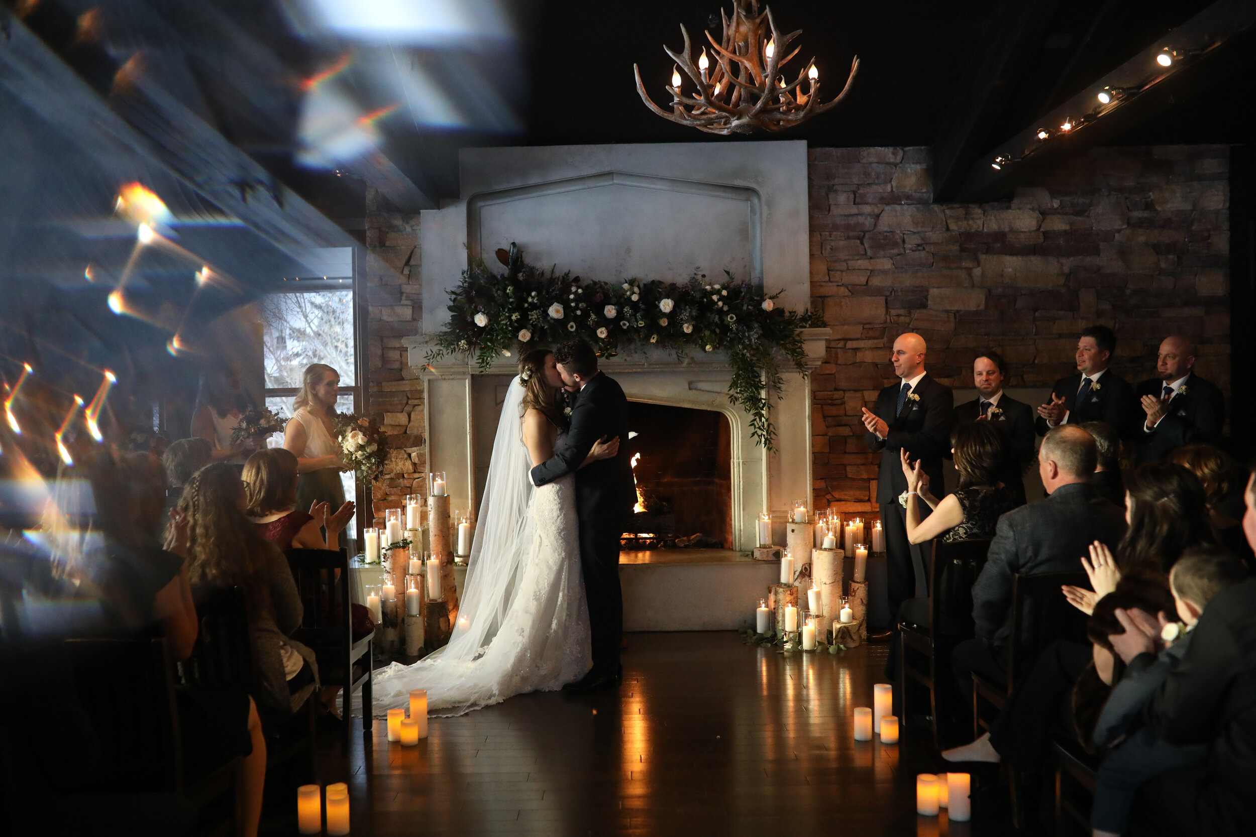 The Wedding Day - Full Day Photography11 Maximum Consecutive HoursHis & Her Getting Ready Images, Ceremony Documenting, Family & Wedding Party Formal Portraits, Reception Candids and Décor Images & Creative Night Photoshoot for the Bride & Groom.Reception Lighting Assistant