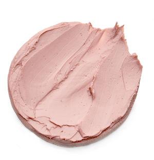 Rosy Cheeks  face mask via  LUSH