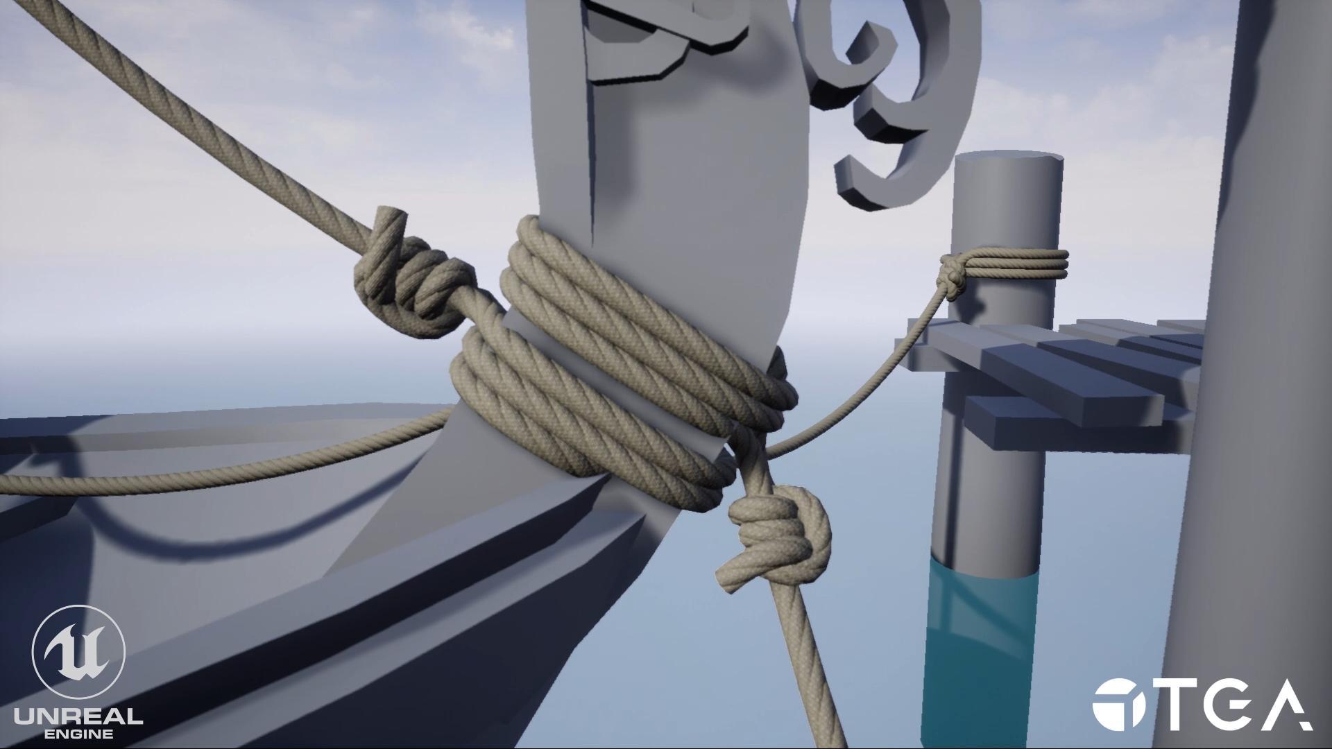 Smart knot -