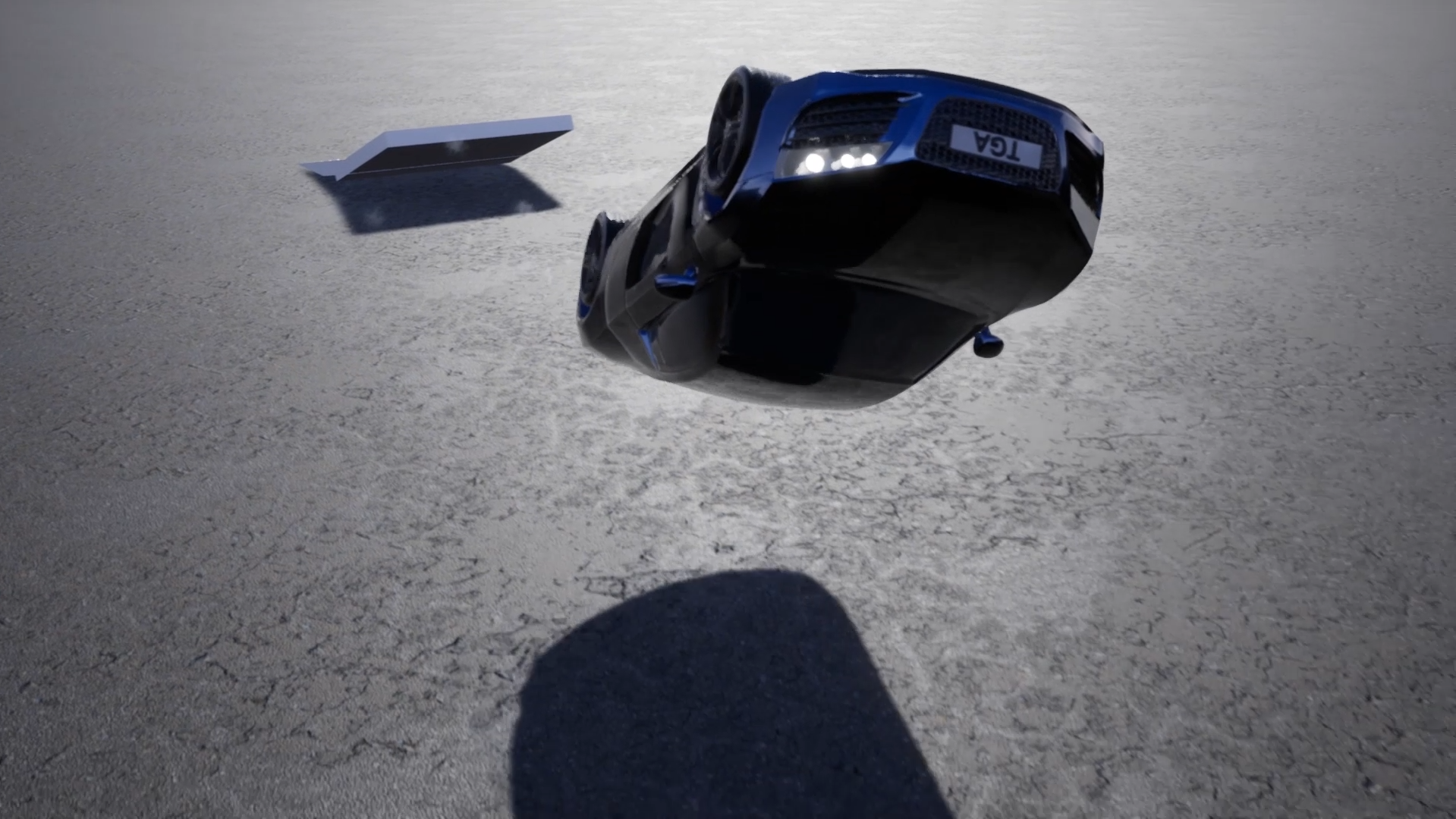 Car DEFORMATION -