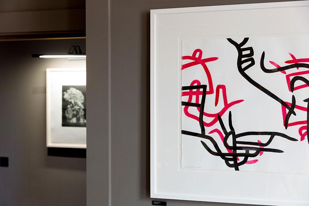 'Drawing 435 (Levant)', Samuel Walsh