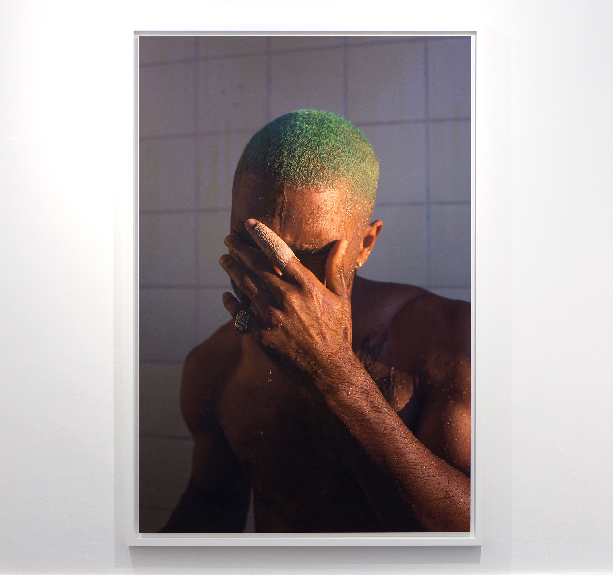 'Frank Ocean', Rebuilding the Future, 2018, IMMA.