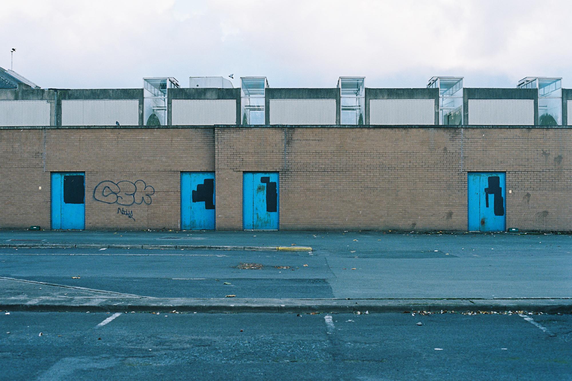 'South Side Suburbs', Photograph. Photo credit:  Stephen Burke