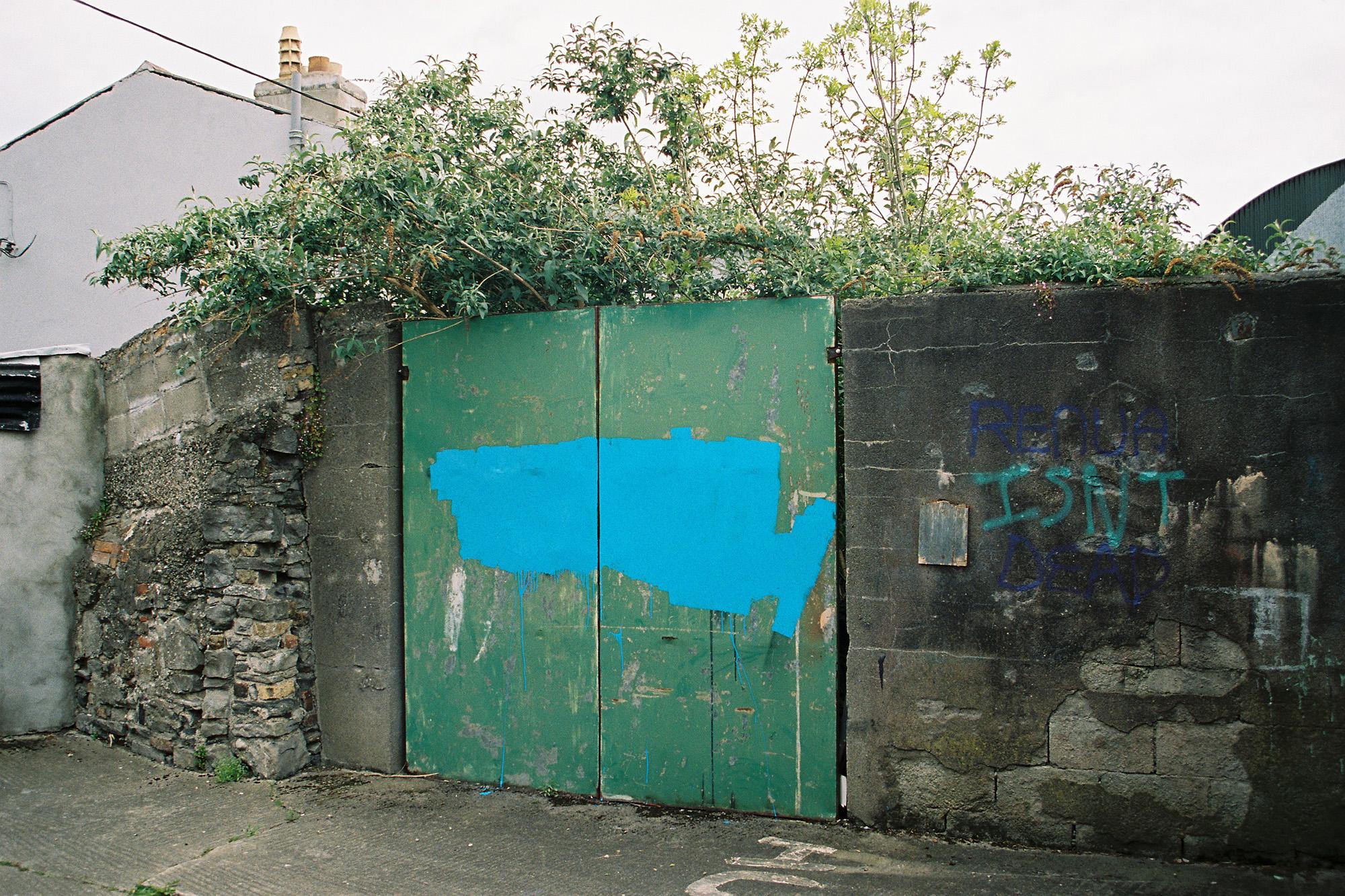 'Southside Suburbs', Photograph. Photo credit:  Stephen Burke
