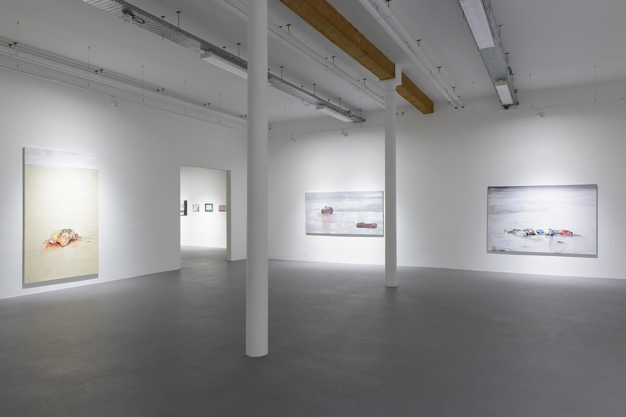 View of  J'Accuse , 2015, The Void, Derry: Photo credit:  Kerlin Gallery