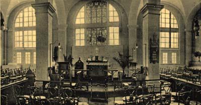 Salvatorplatz Chapel -