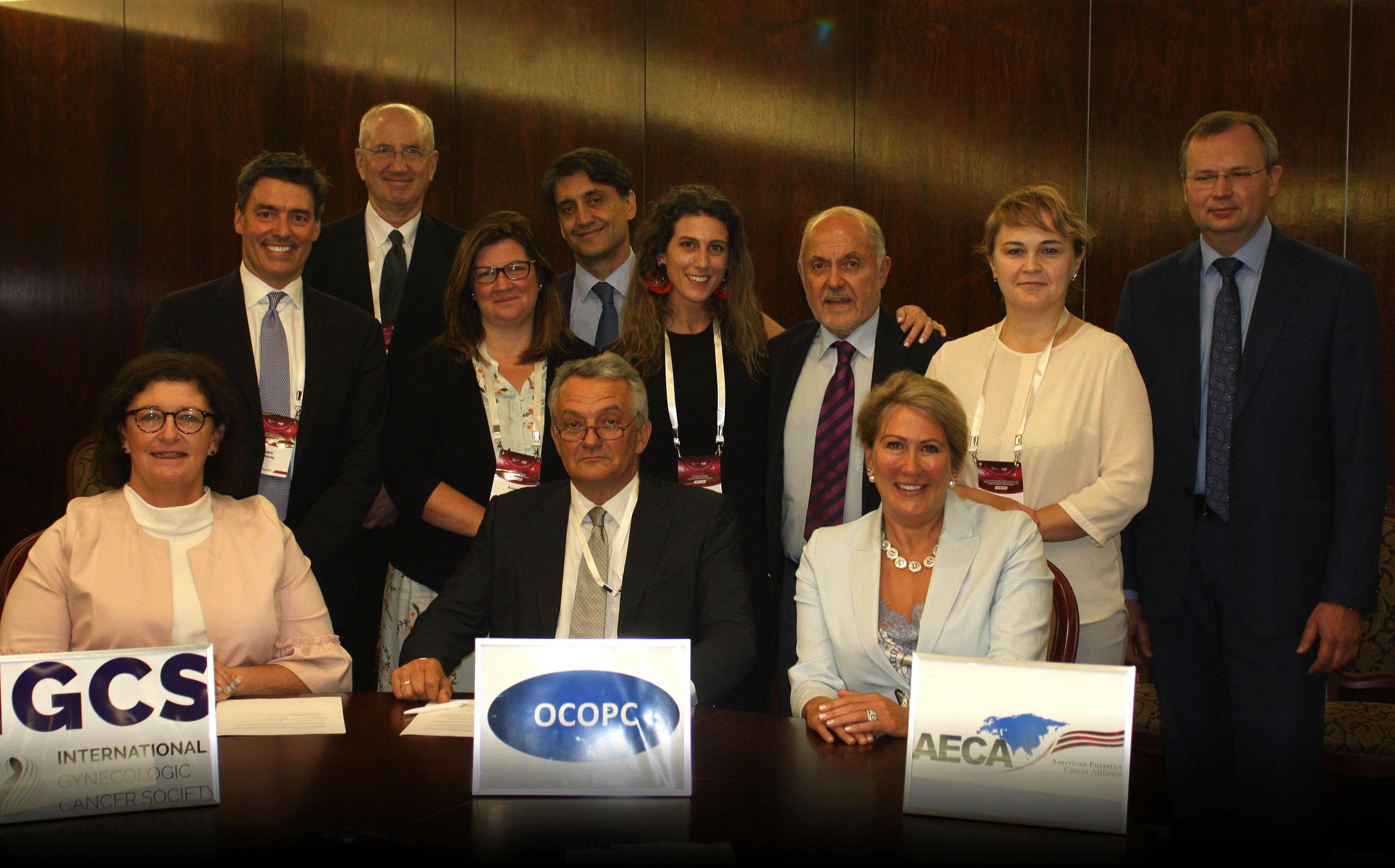 2019: Russia Joins the IGCS Strategic Alliance Partnership Program