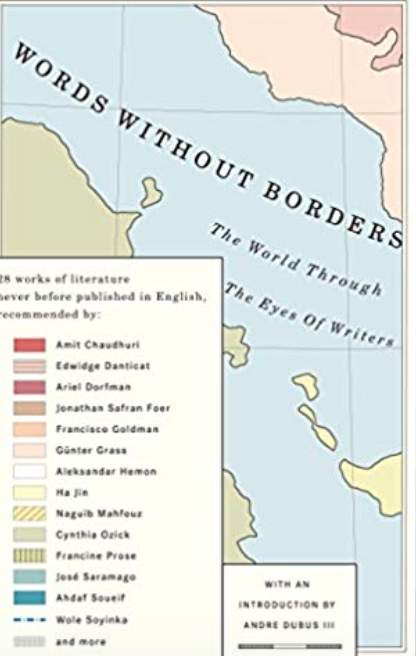 Words Without Borders - Words Without Borders is an online journal dedicated to international literature, where Ilya worked for many years. Here is a link to the Poetry Issue.