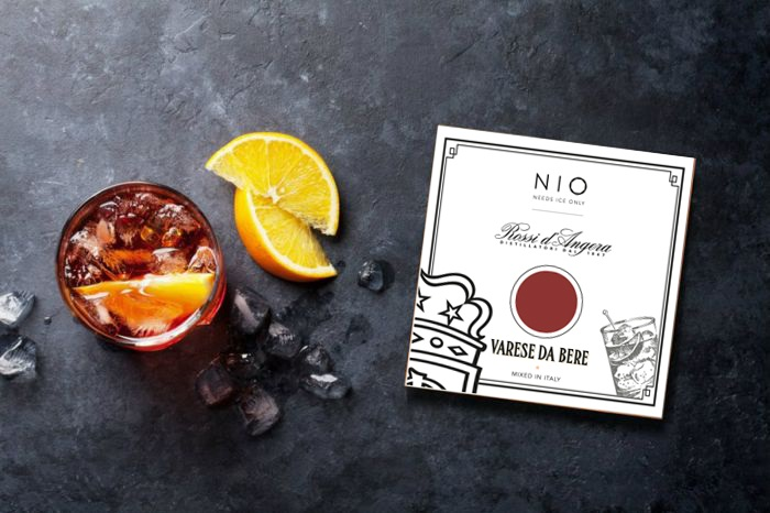 Ideazione e Creazione Packaging Nio Coctails