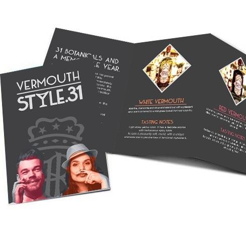 Realizzazione Leaflet Vermouth Style.31