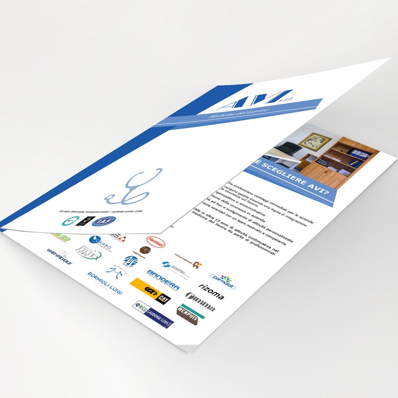 Brochure Presentazione Aziendale