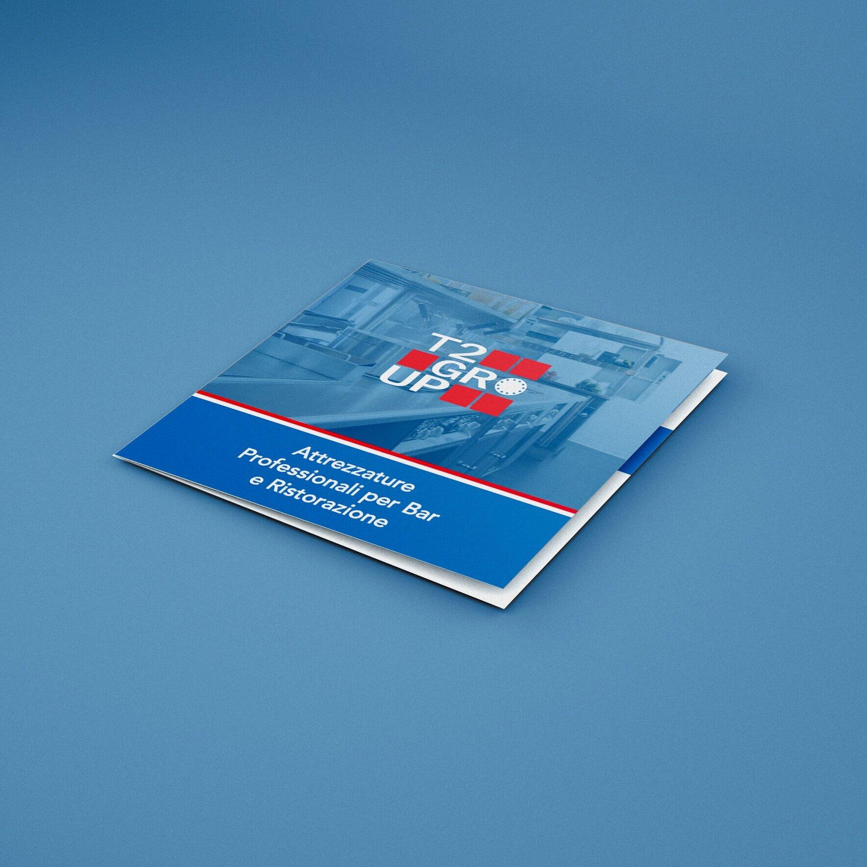 Creazione Brochure Aziendale