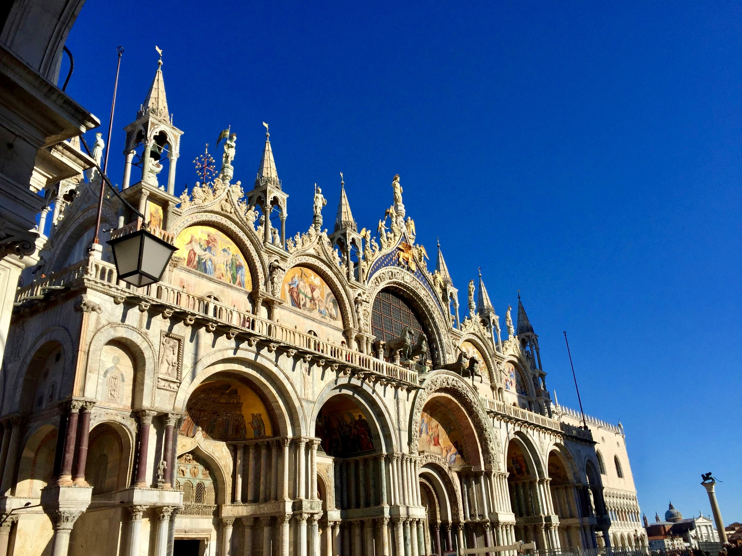 Saint Mark's Basilica and Square - San Marco
