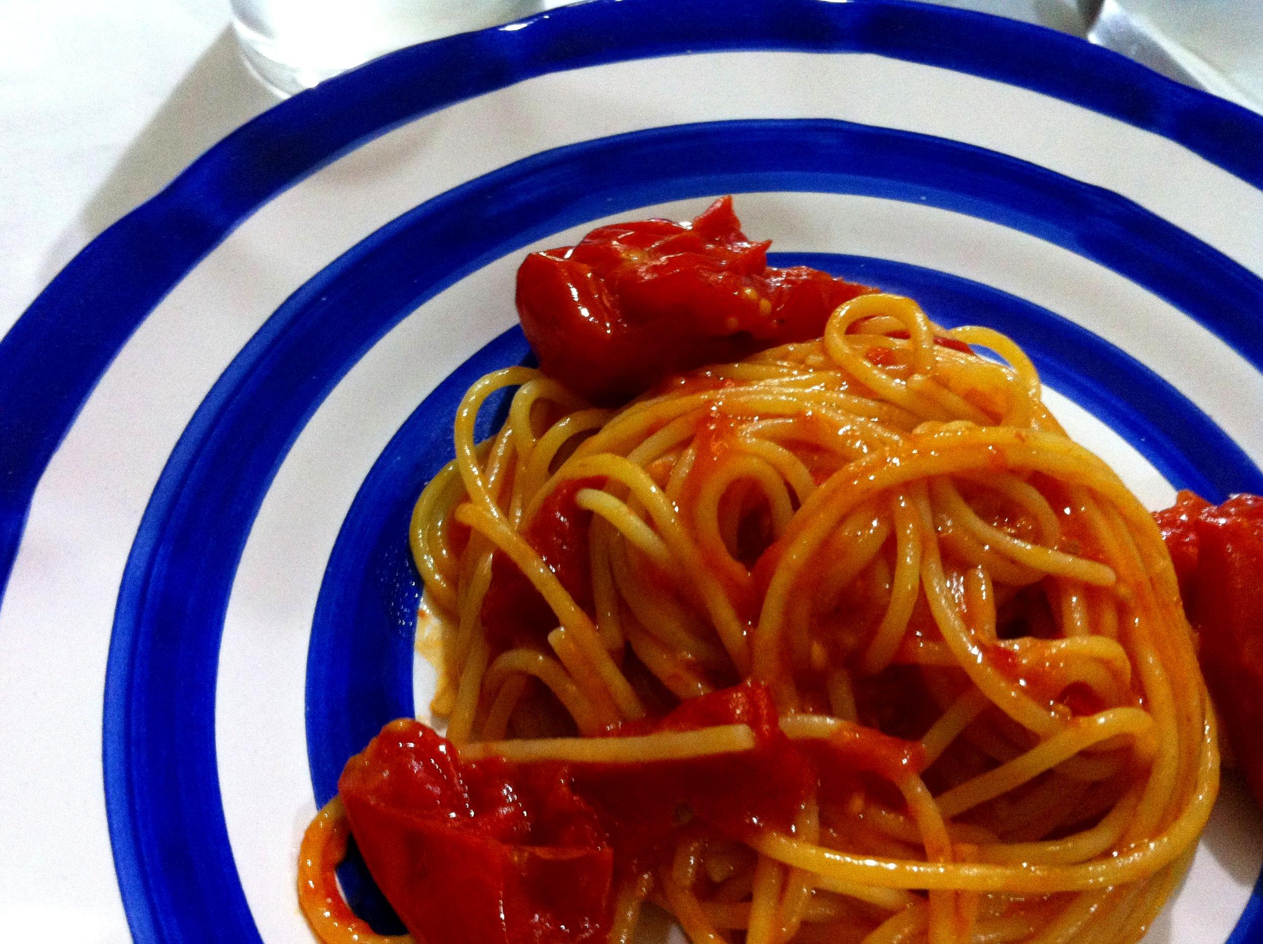 Spaghetto di Gragnano e spaccatelle - Valle dei Mulini, Gragnano