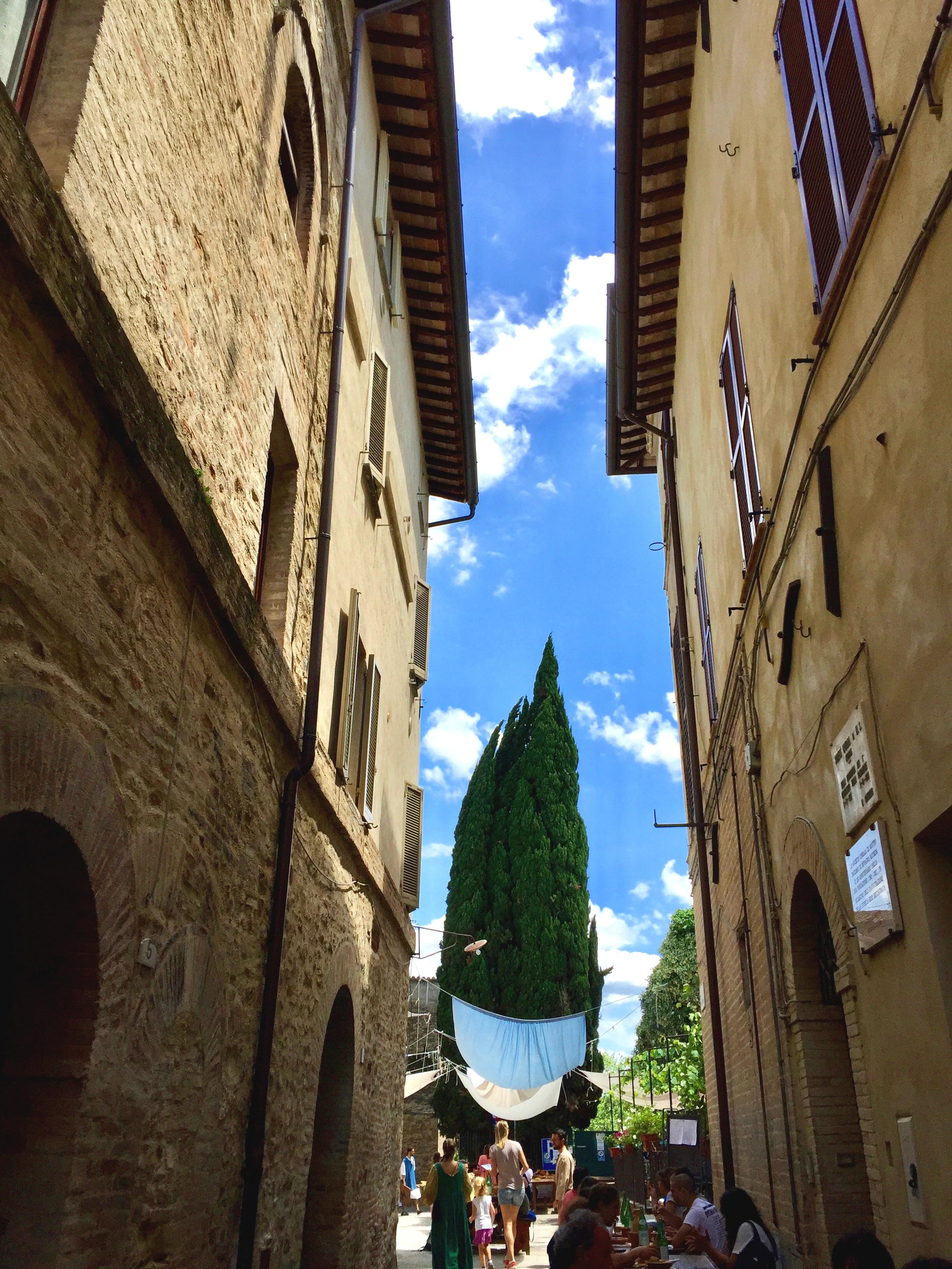 Summer medieval feast - Bevagna