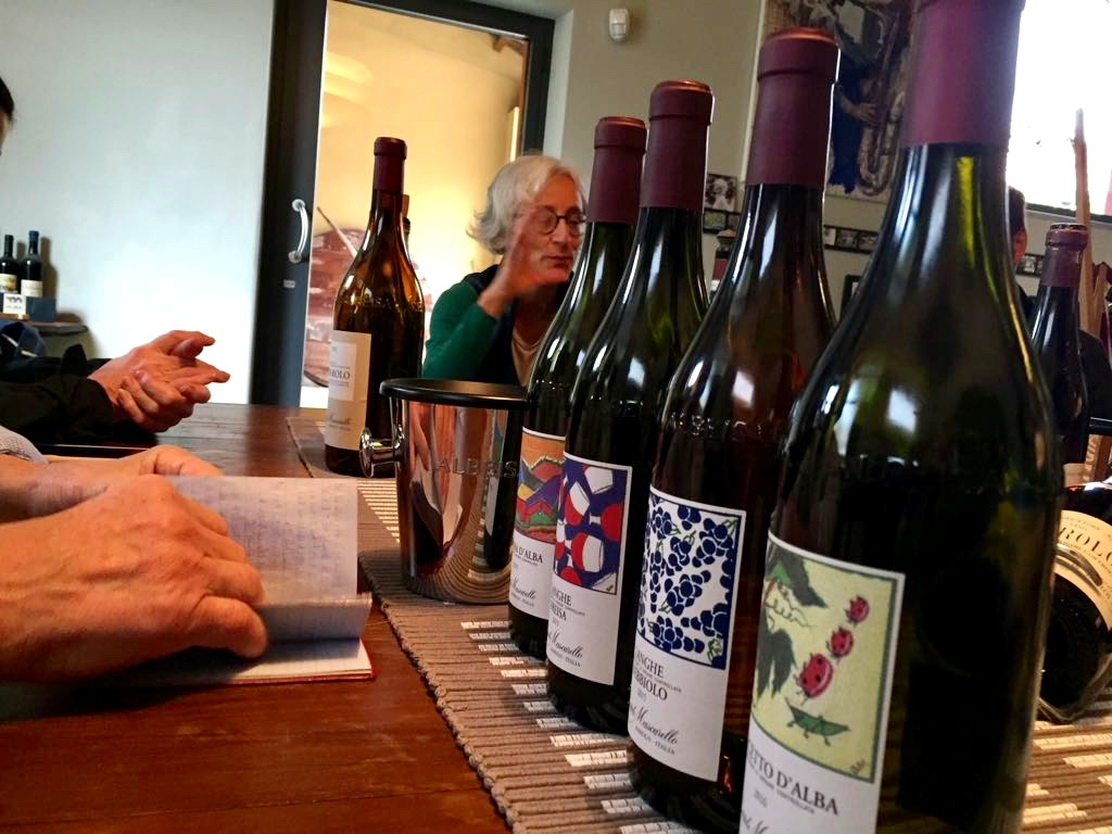 Insider wine experience at Mascarello - Barolo