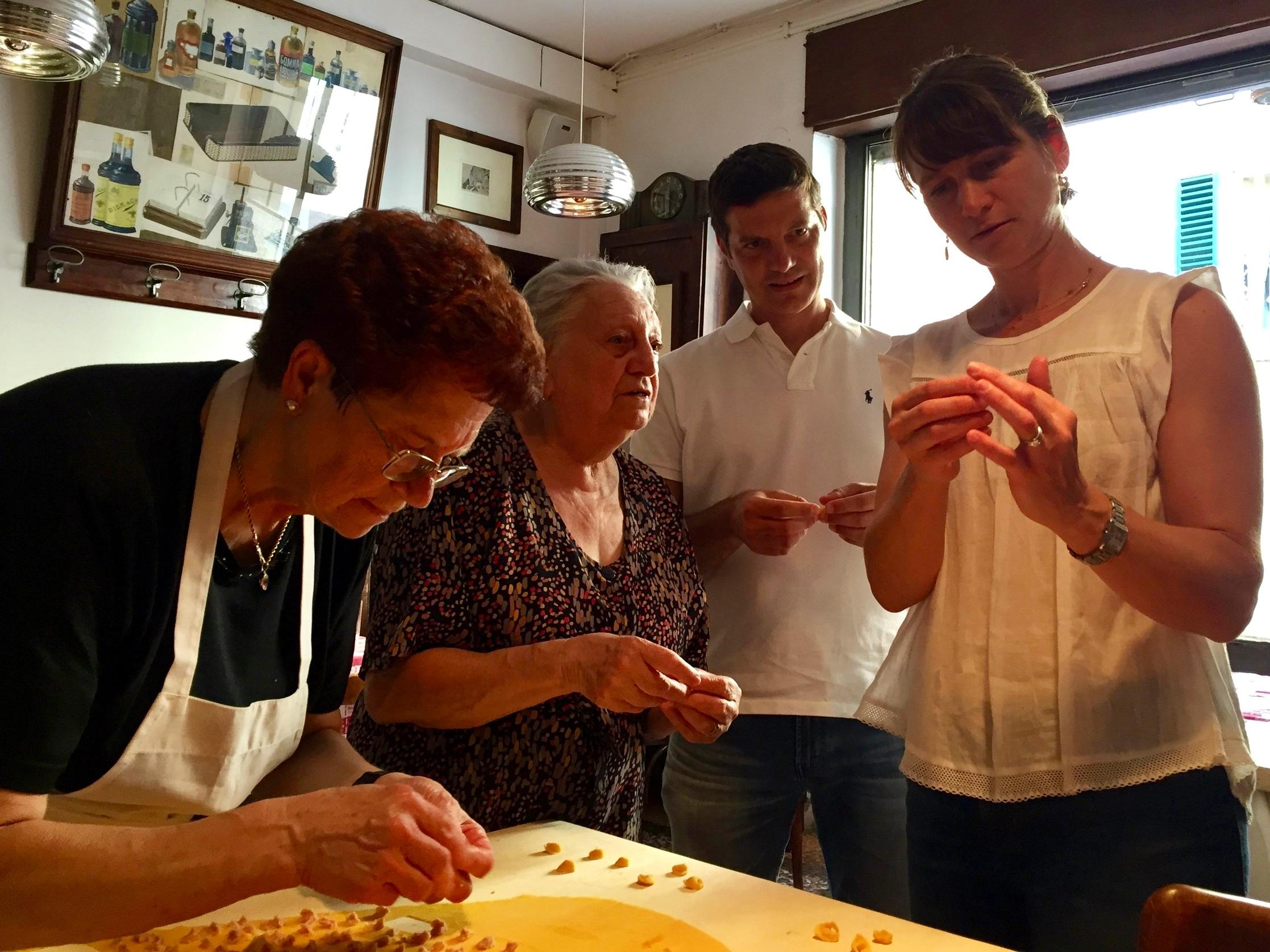 Exclusive sfoglia and tortellini making class - Savigno