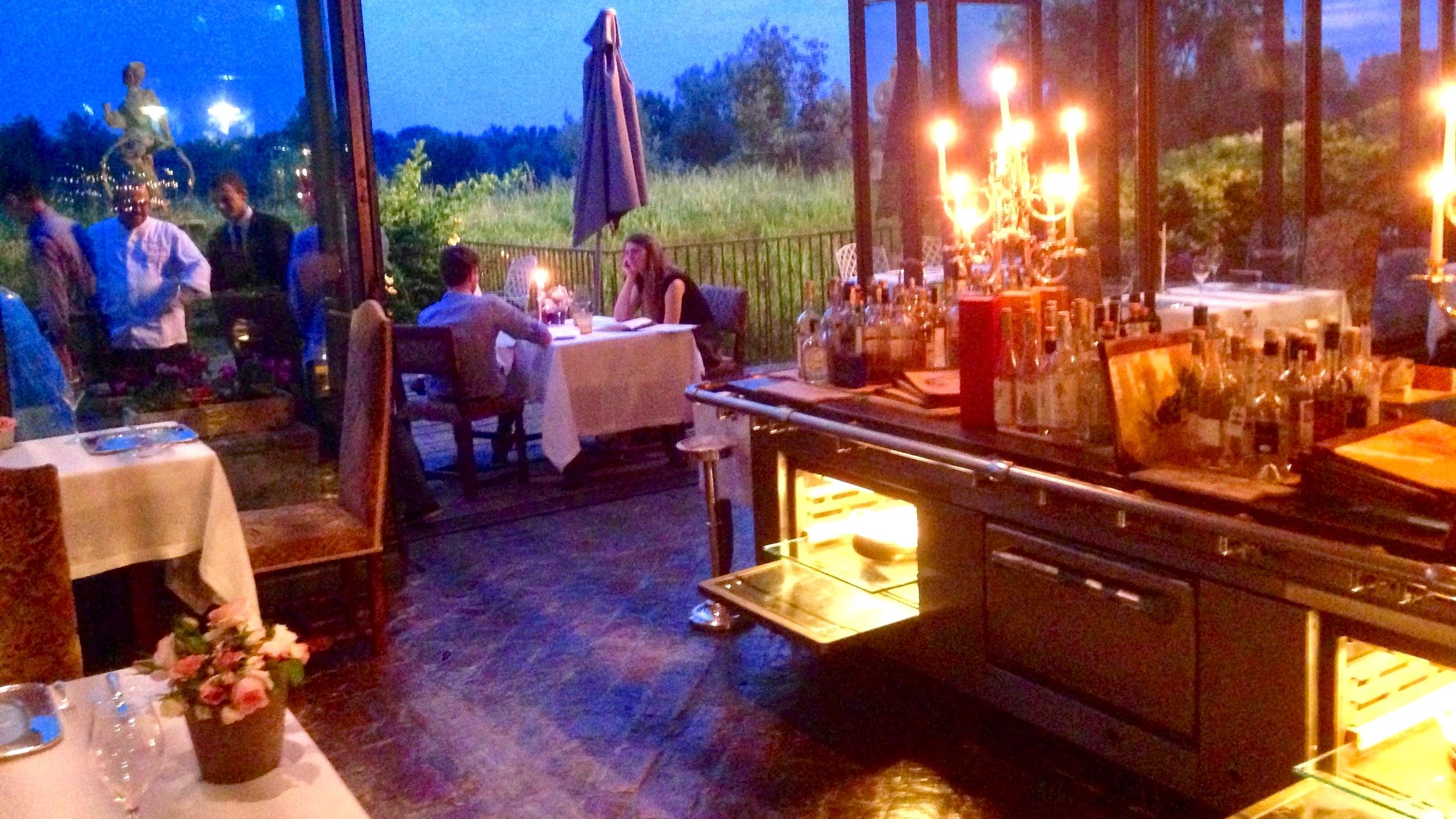 Exclusive setting at Antica Corte Pallavicina* - Polesine Parmense
