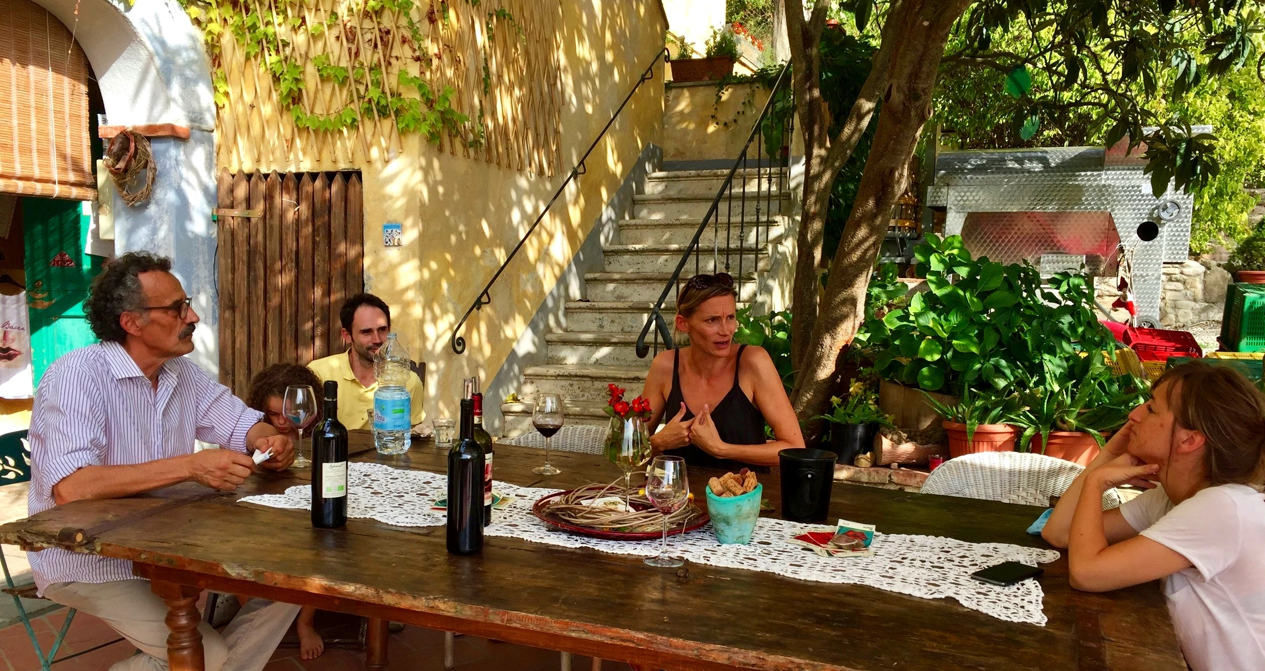 Wine talks and cellar tasting - Tuscan countryside