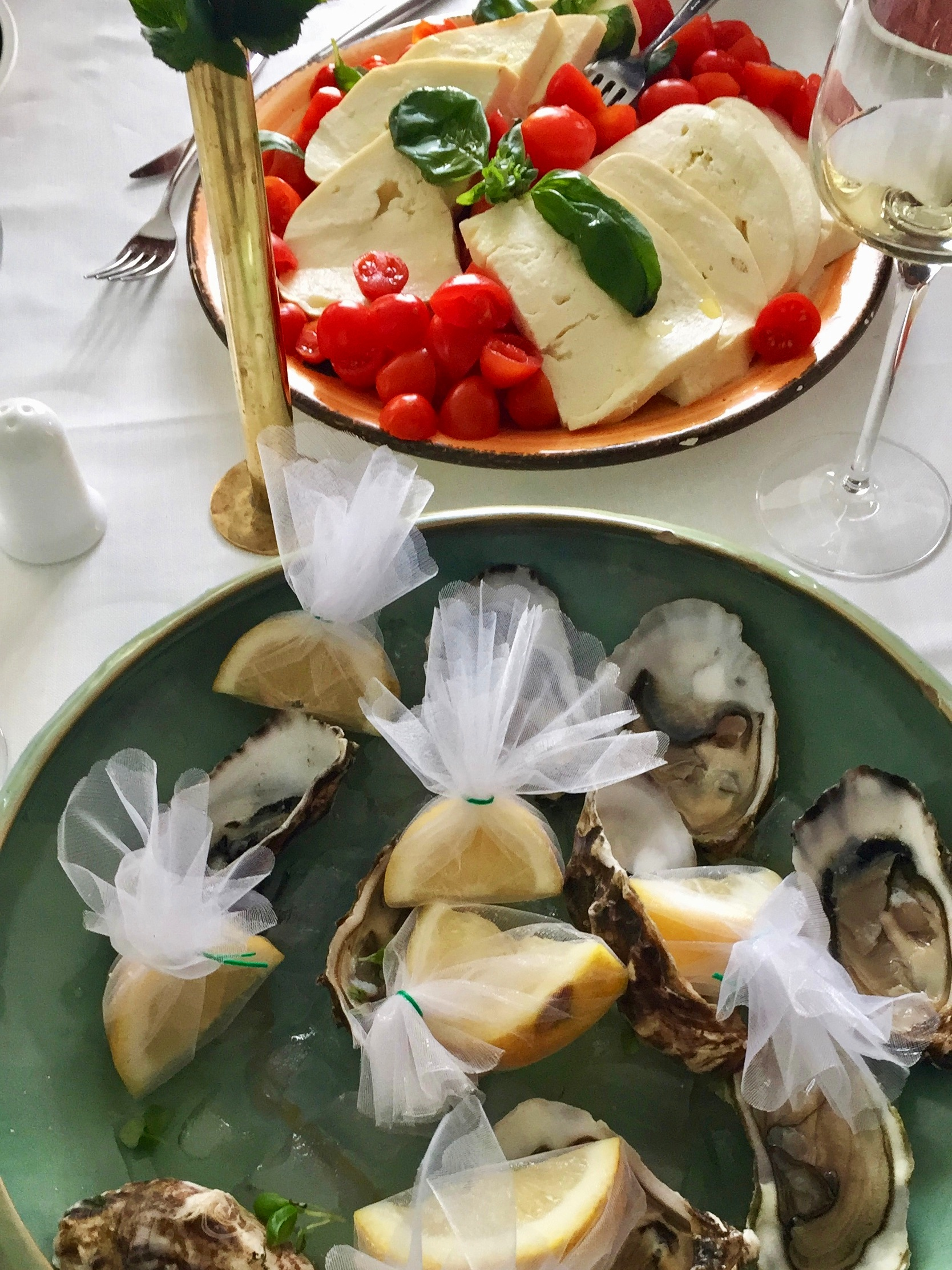 Top-class restaurant experiences - Terrazza Calabritto, Naples