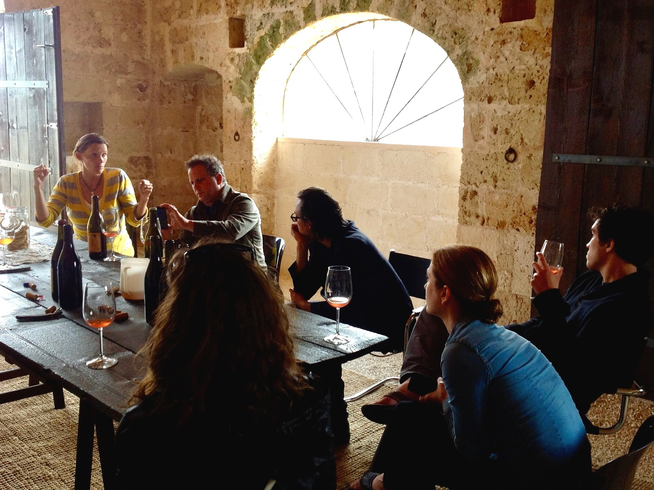 Wine tasting - One Off Hospitality in Puglia